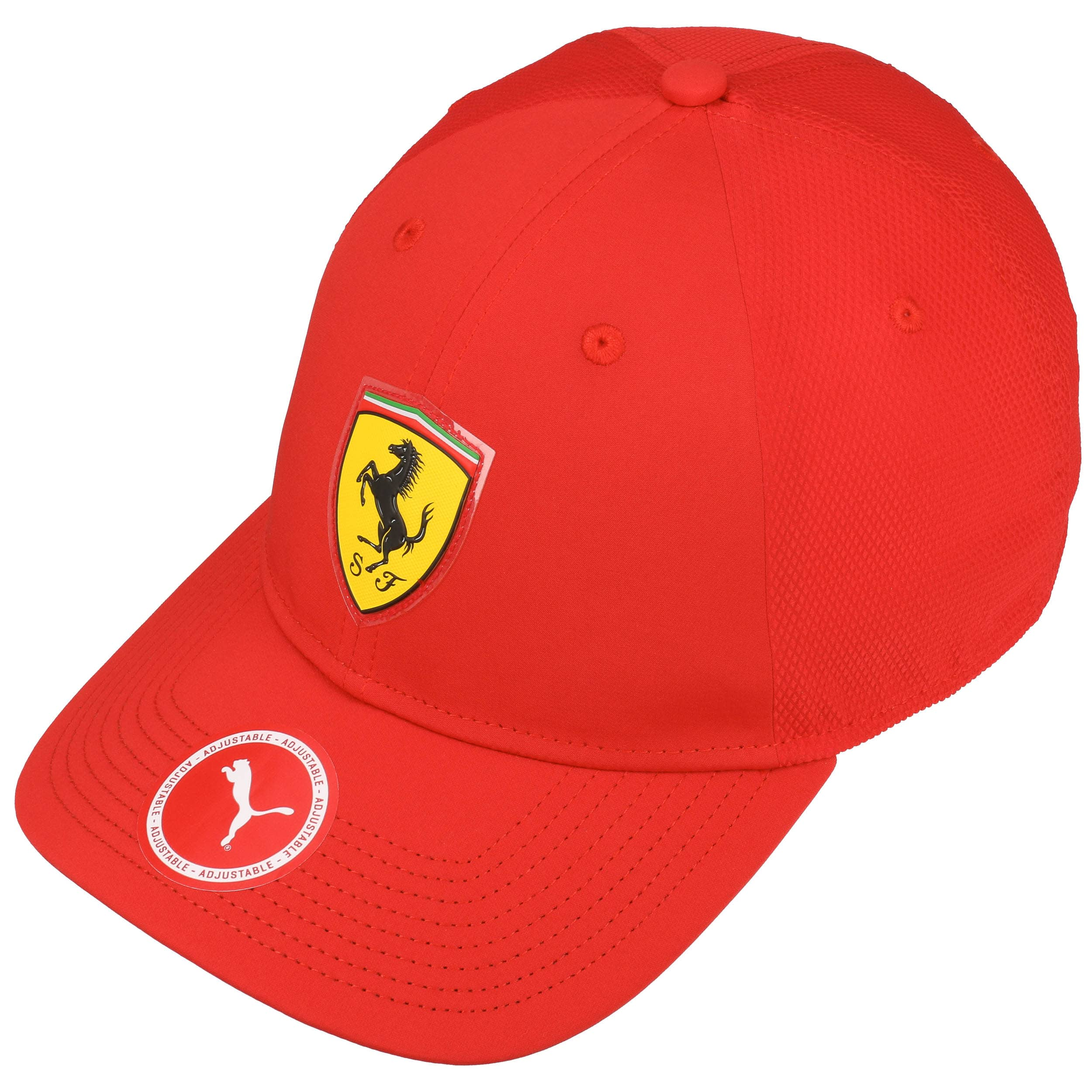 corsa hat men accessories rosso s for red replica vettel puma ferrari in lyst