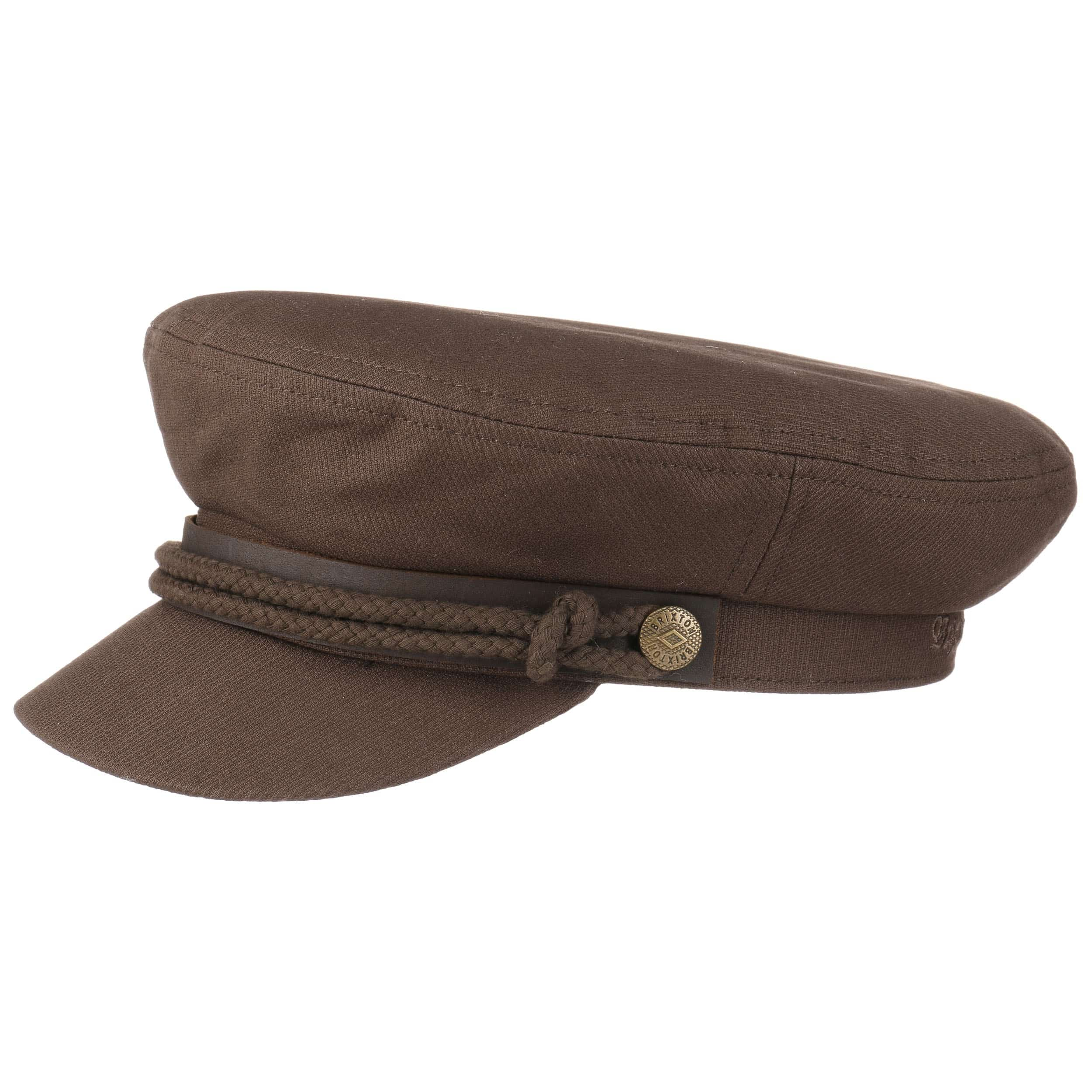 21f553aa4099f2 ... hot fiddler corduroy fishermans cap by brixton brown 7 fb55c 4023c