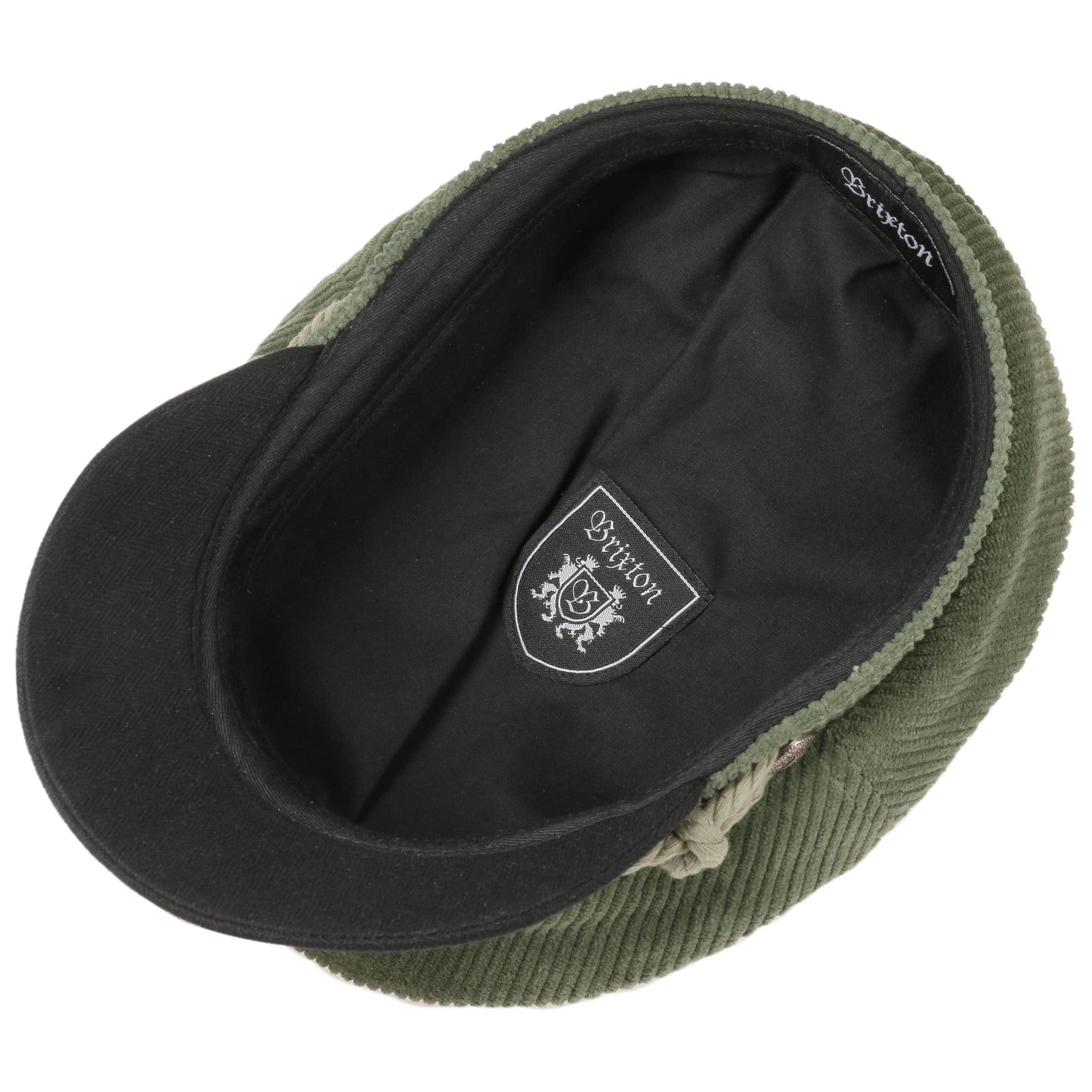 ... Fiddler Green Fisherman´s Cap by Brixton - green 2 ... 91e9bcff1be