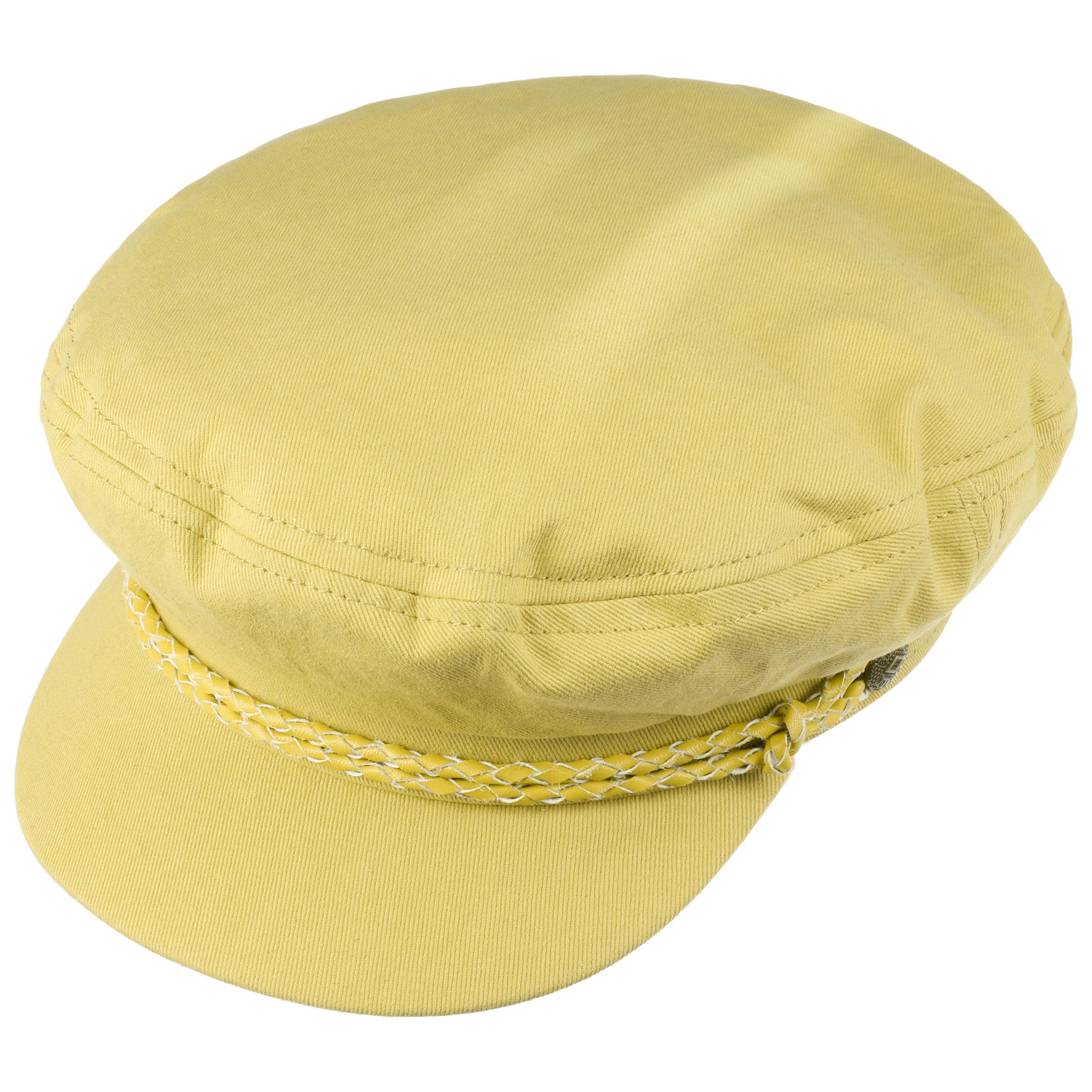 Fiddler Pastel Fisherman´s Cap by Brixton - pastel yellow 1 ... d31e0c347cb