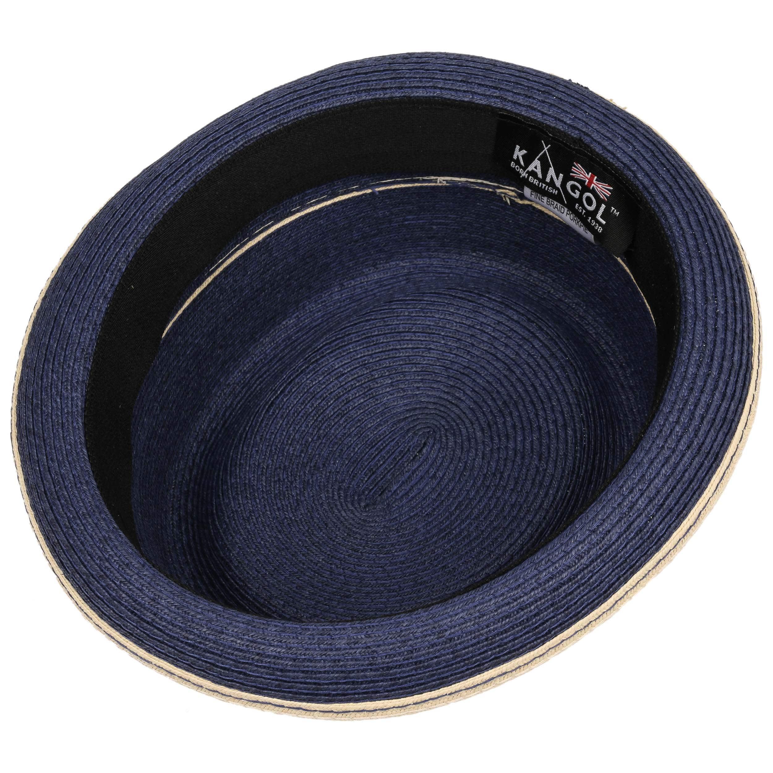 93c3f1d9e4f Fine Braid Pork Pie Straw Hat By Kangol Gbp 40 95 Hats Caps