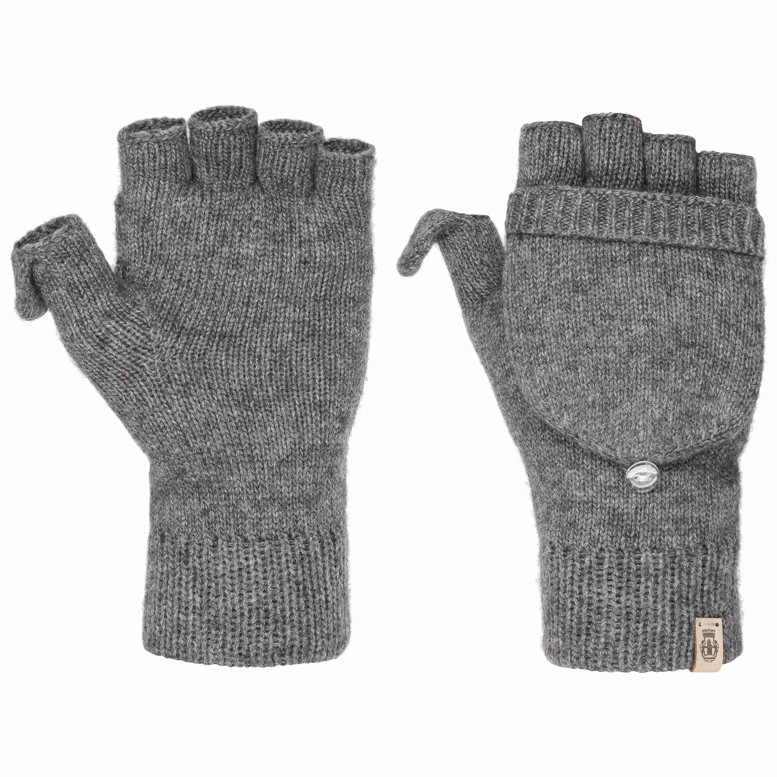 Fingerlose Handschuhe Merino by Roeckl