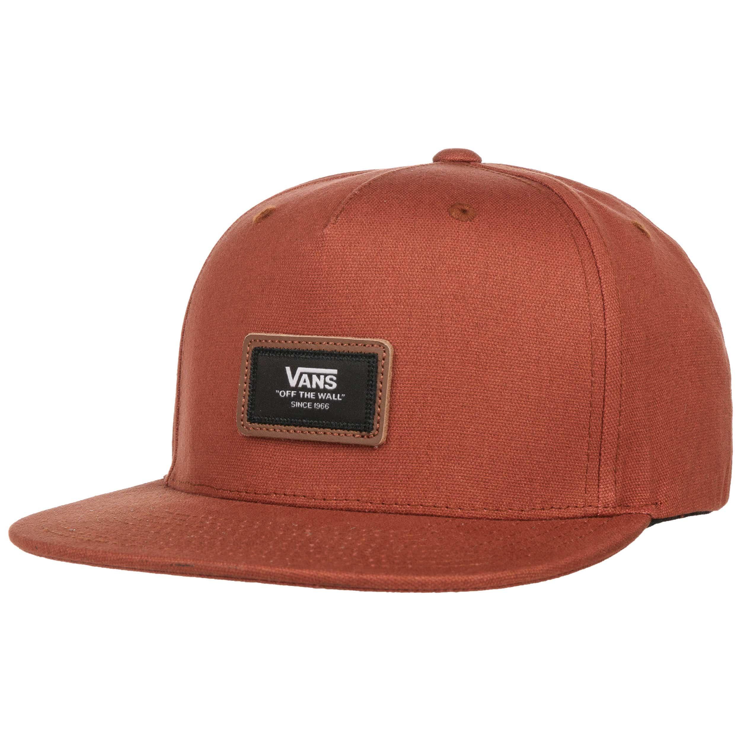 ... Fiske Snapback Cap by Vans - orange 6 643adbc3c7e