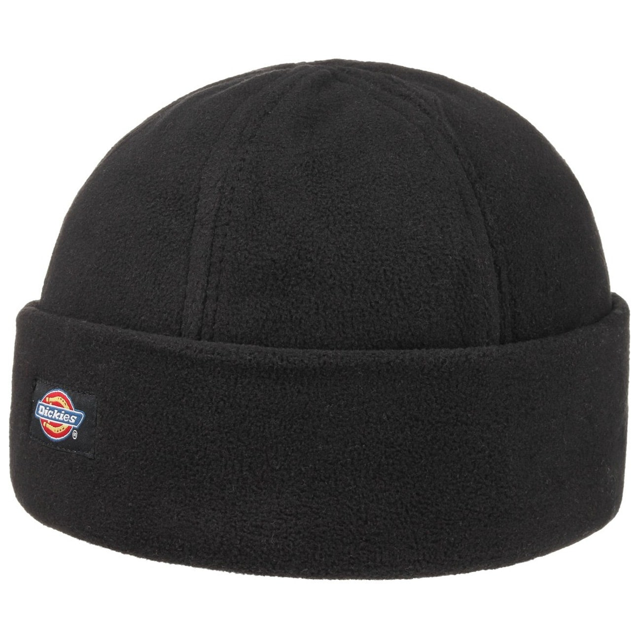 f2c410de ... Fleece Docker Hat by Dickies - black 3
