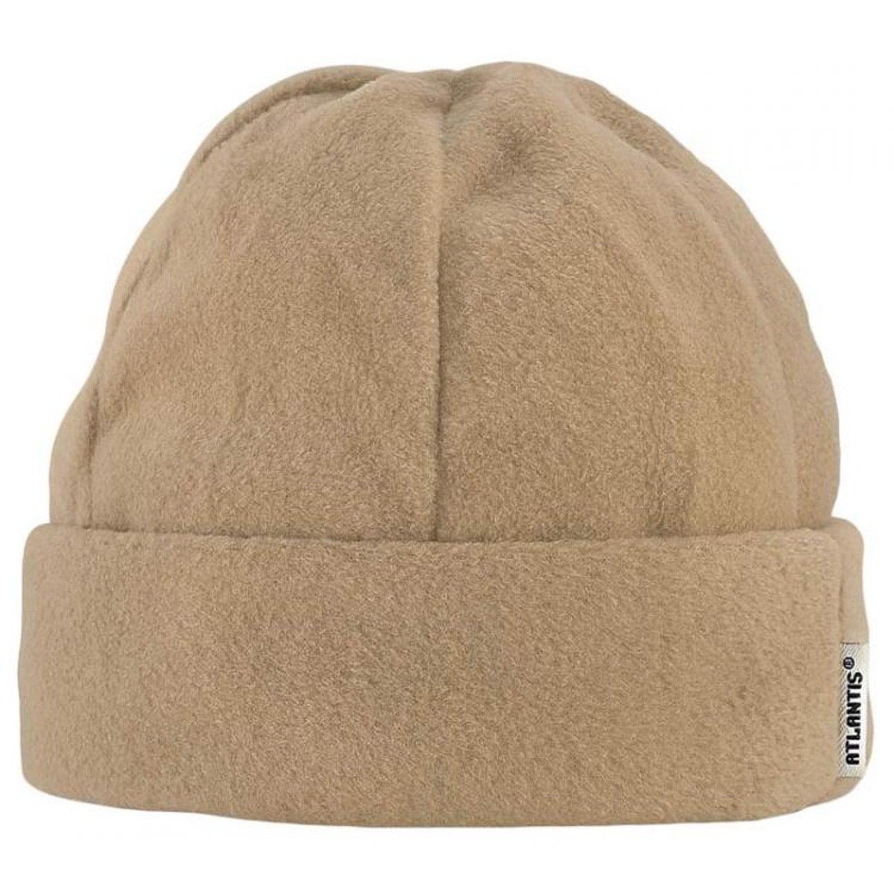 Basic Fleece Hat Tutorial Written: