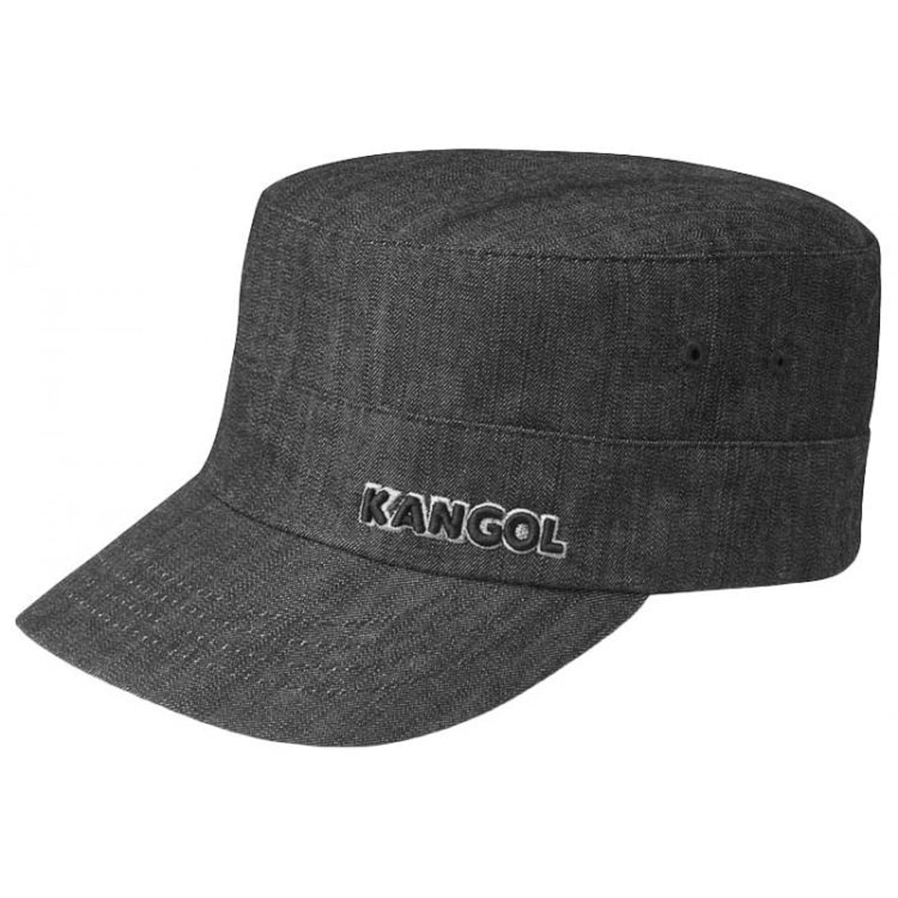 83cc09cef37c8 Flexfit Denim Army Cap. by Kangol