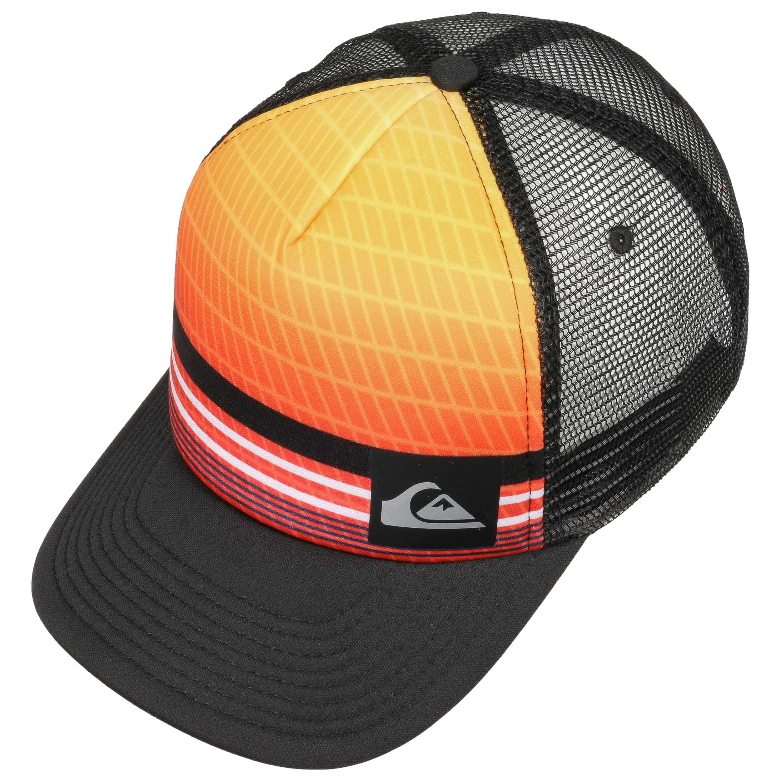 ... Foamnation Youth Trucker Cap by Quiksilver - orange 1 ... 579d614f00a