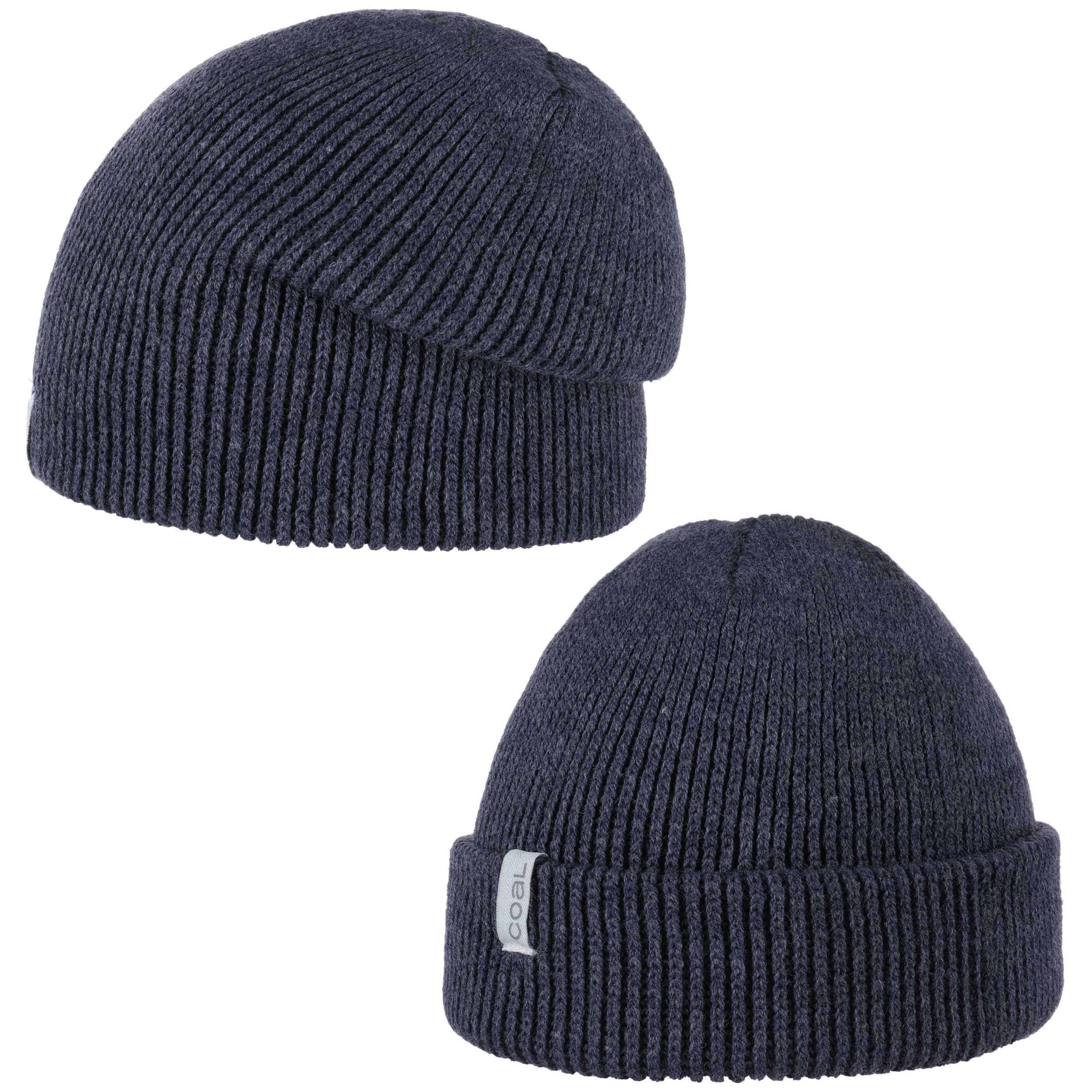 a9d839cd923 ... Frena Solid 2 in 1 Beanie by Coal - navy 6 ...