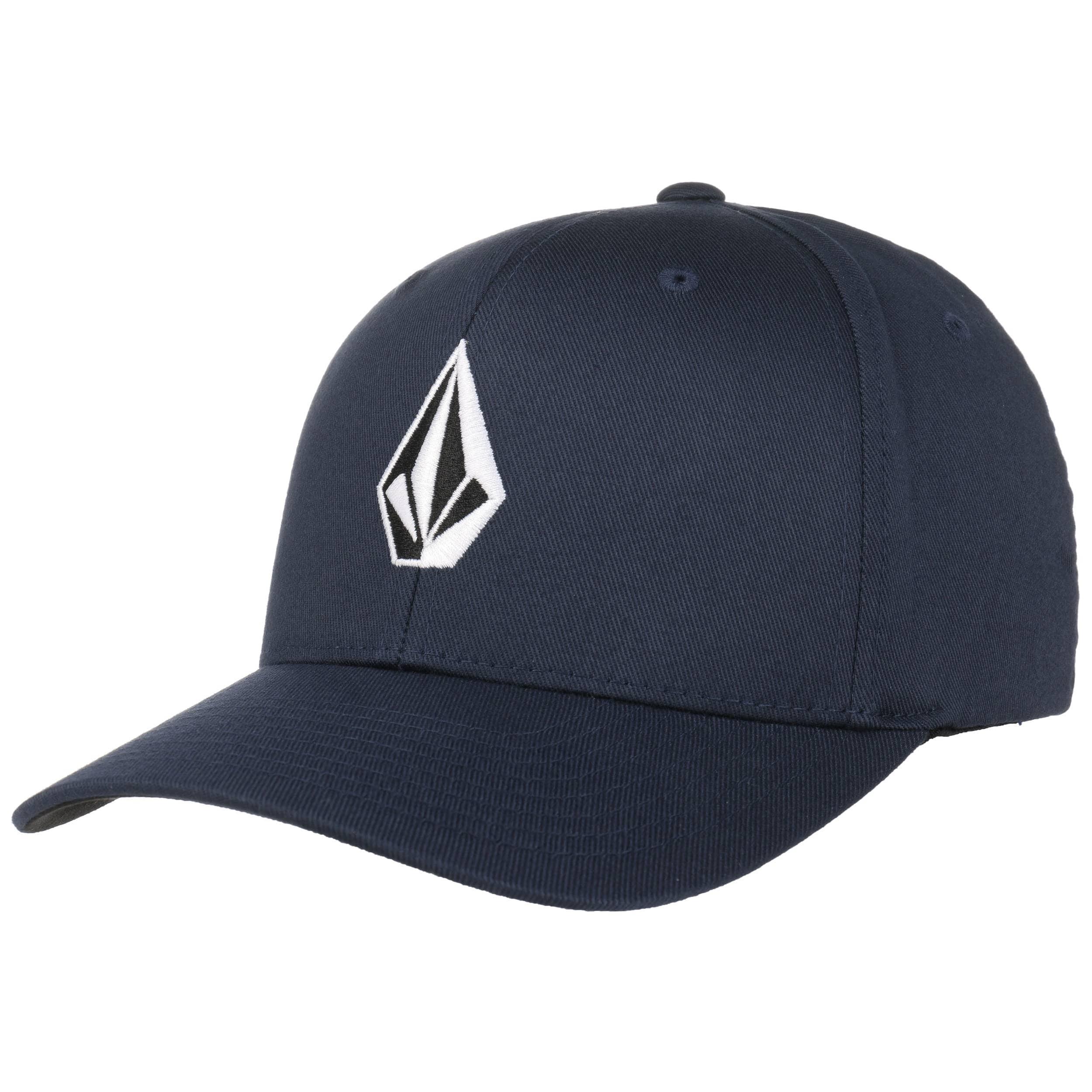 new styles 2c4e2 43c47 ... best price full stone flexfit cap by volcom navy 5 25691 a416e