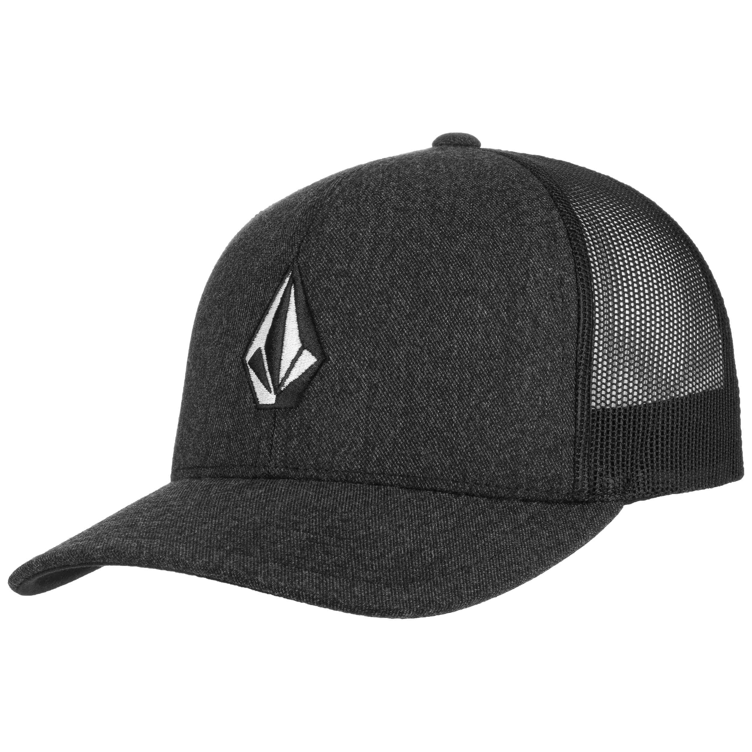 info for 65e2d 40cde ... wholesale full stone trucker cap by volcom anthracite 6 23744 1bacb