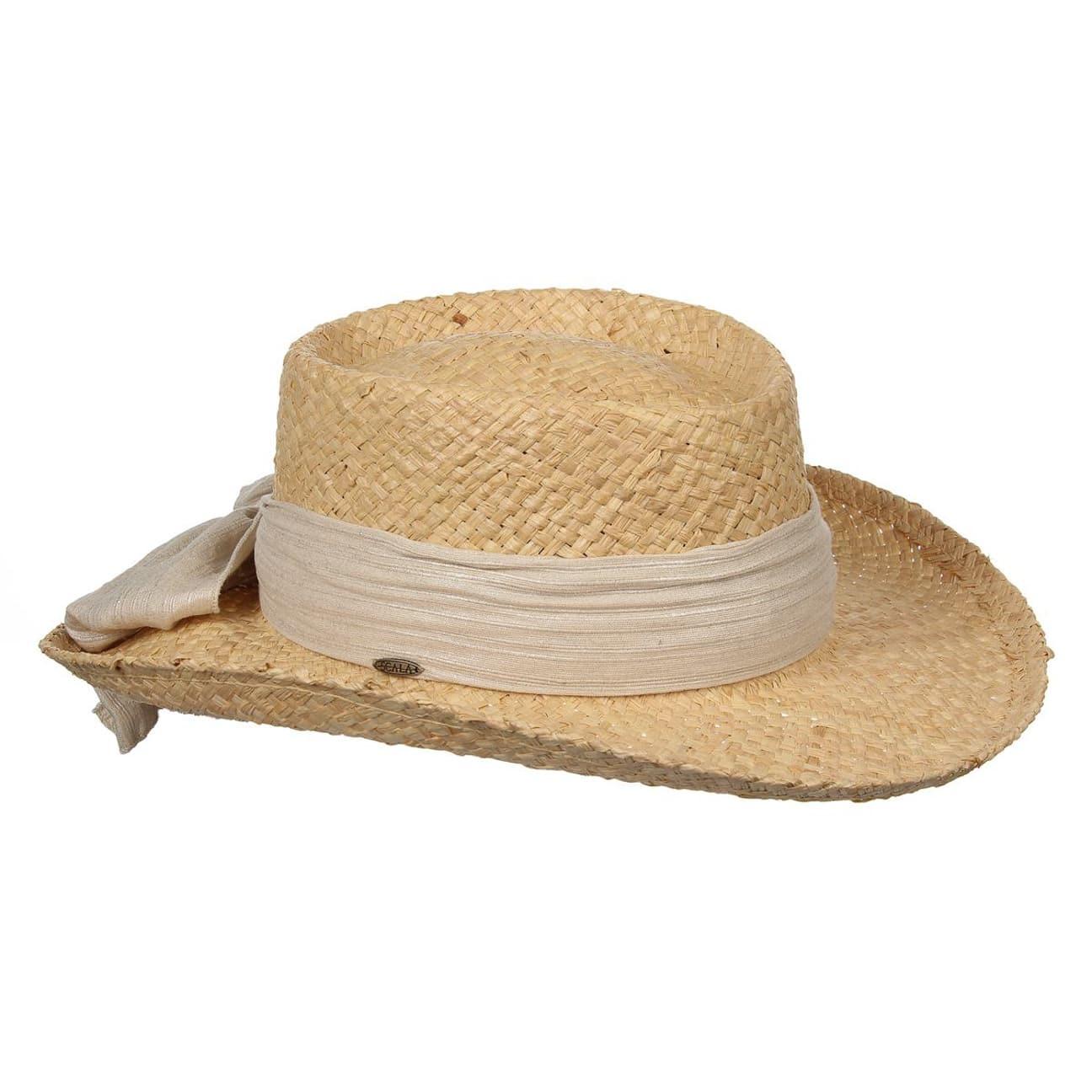 Gambler Women's Straw Hat