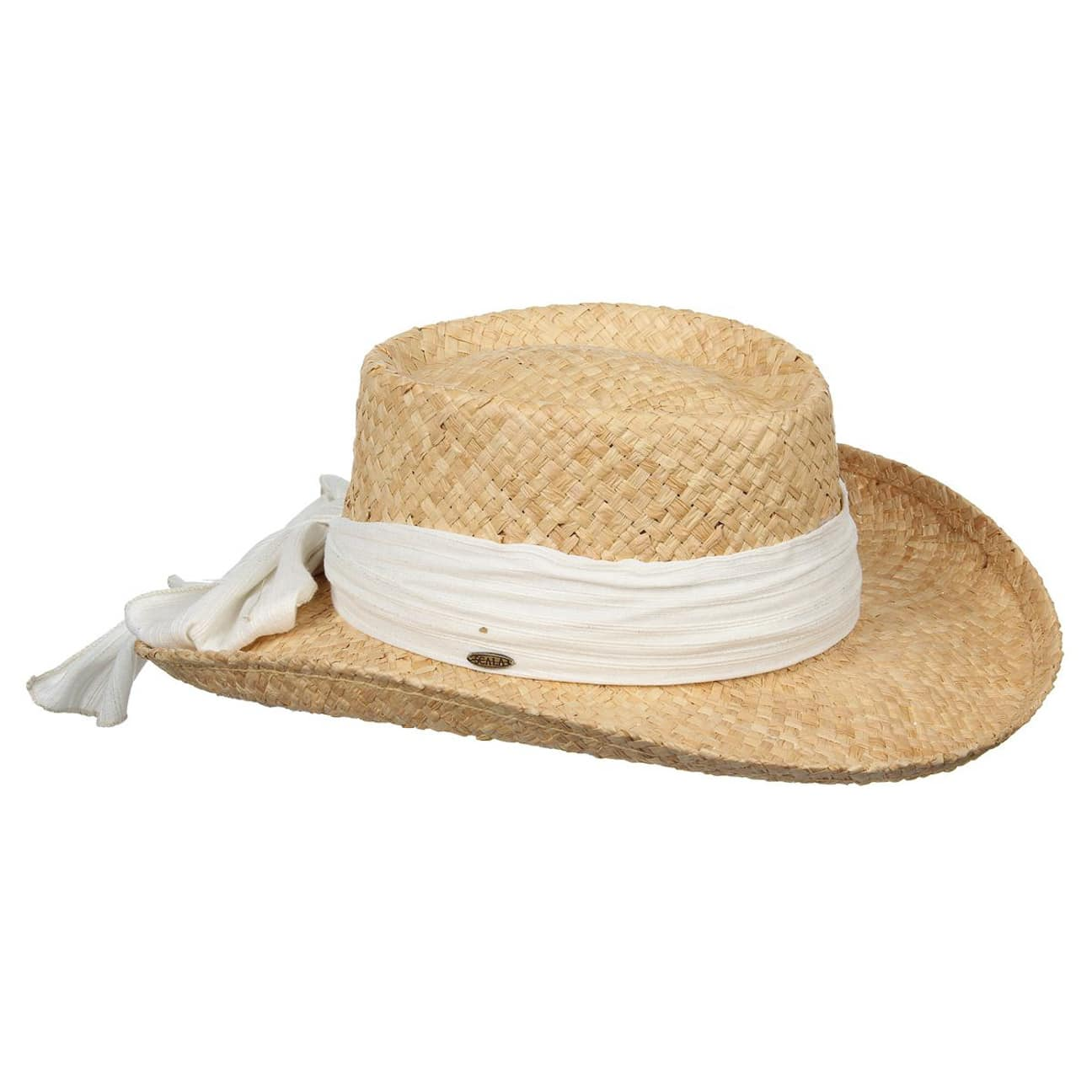 Gambler Straw Hat: Gambler Women's Straw Hat, EUR 39,00 --> Hats, Caps