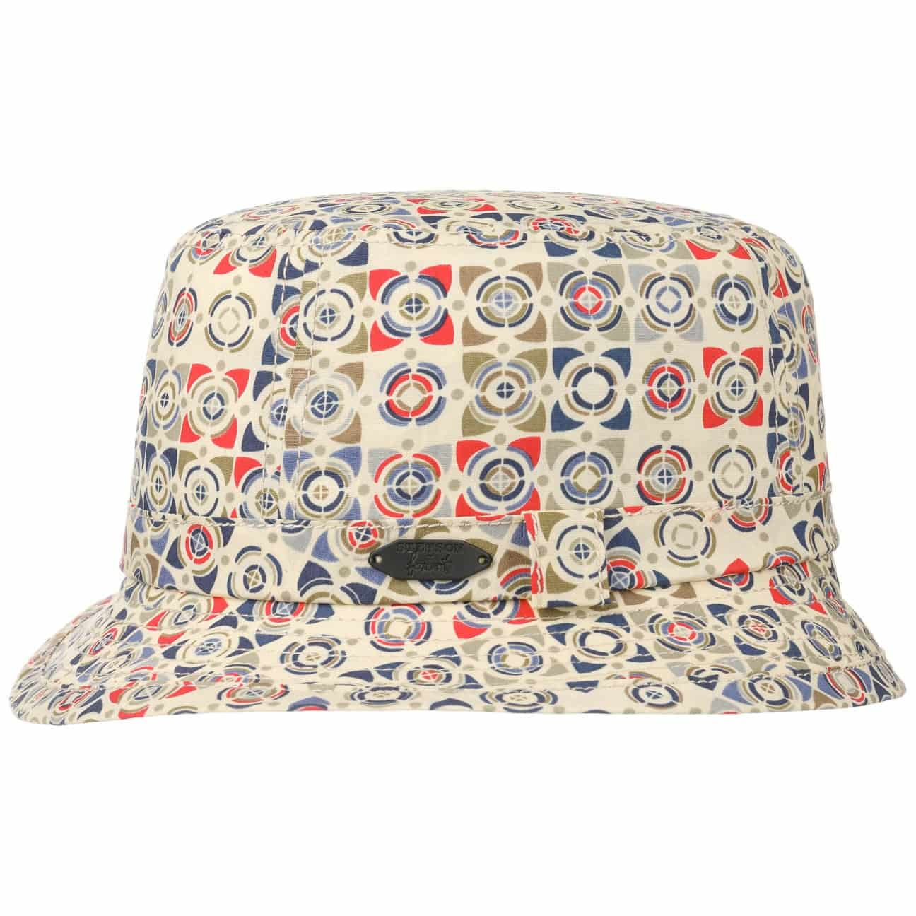 cb4c4797ecd26 ... Gander Circle Cloth Trilby Hat by Stetson - mixed colours 5 ...