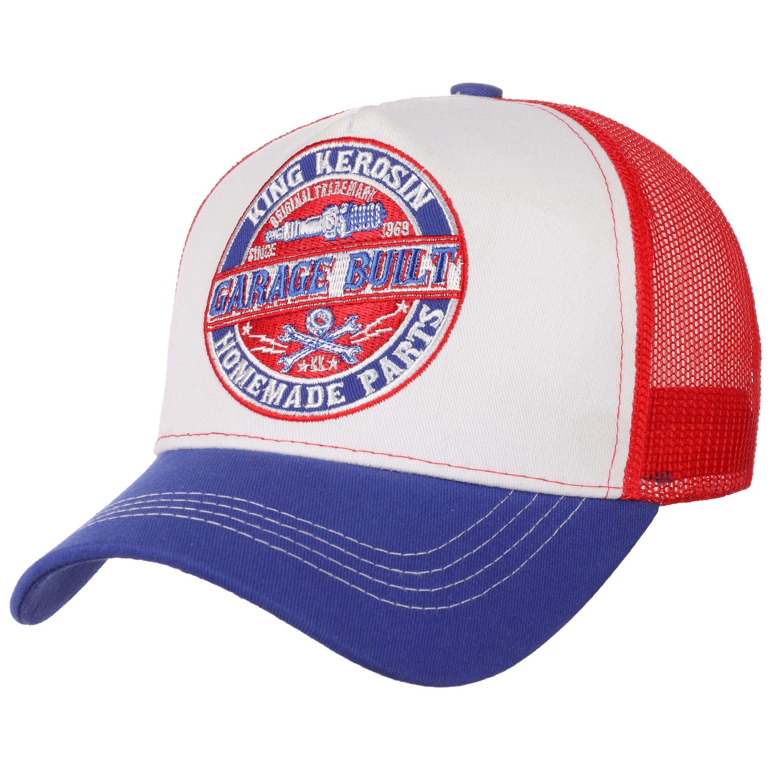 garage built trucker cap by king kerosin 34 95