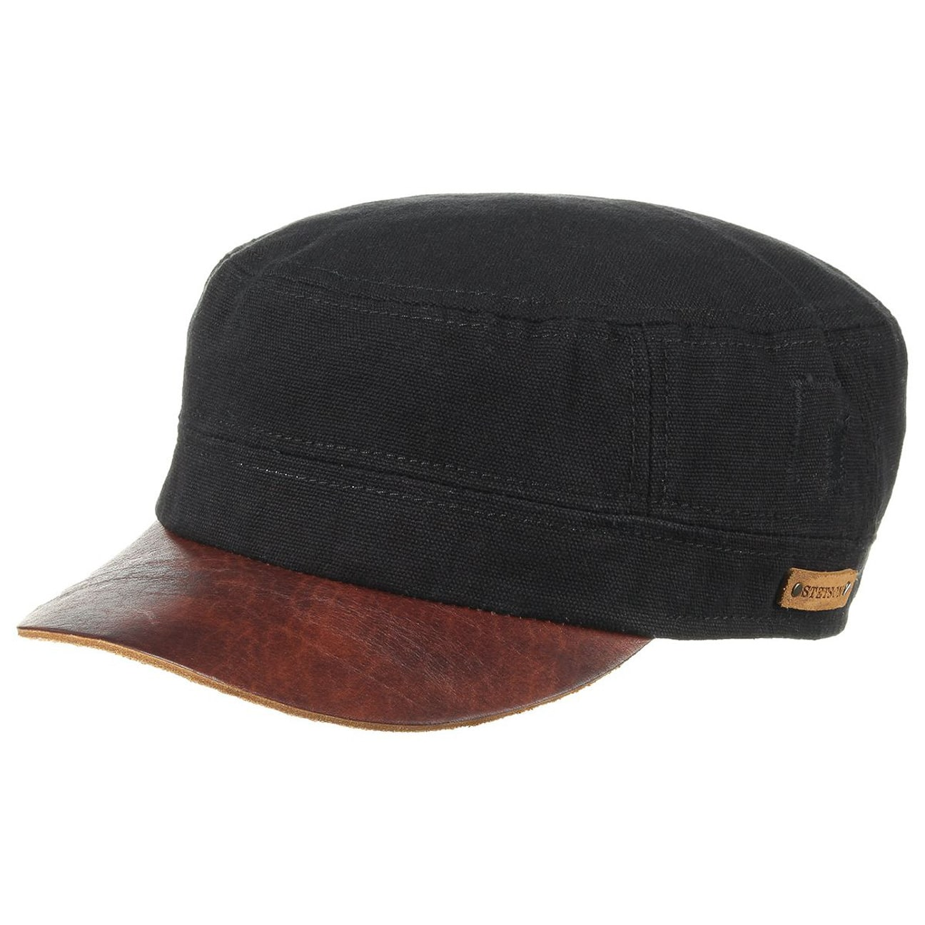 Gates Canvas Army Cap By Stetson Gbp 59 00 Gt Hats Caps