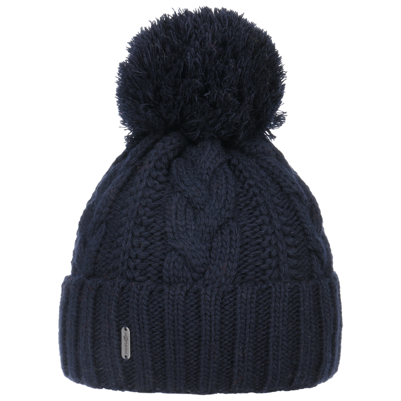 b02d27cd722 ... Giant Bobble Hat by McBURN - blue 1 ...