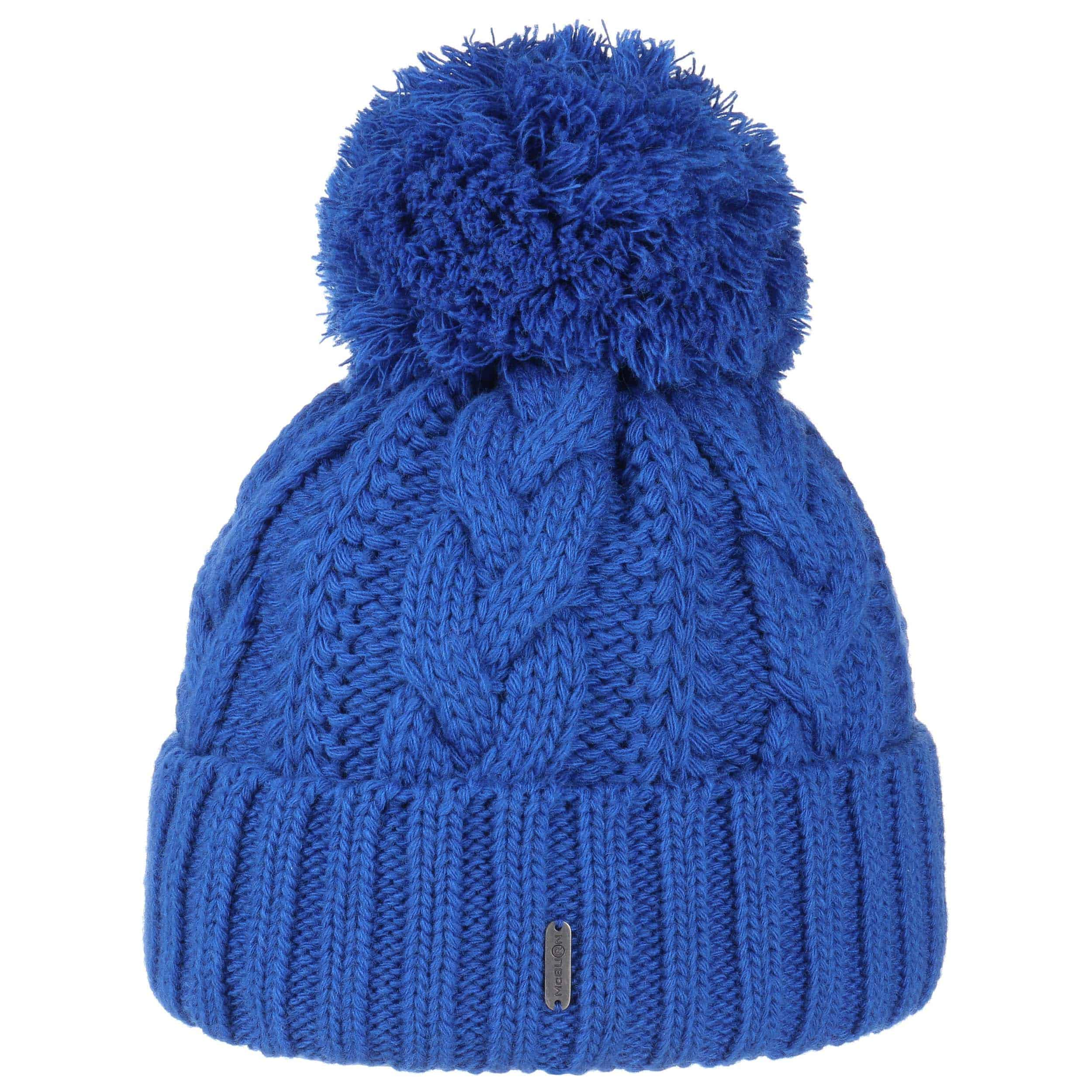 ... Giant Bobble Hat by McBURN - royal-blue 3 ... 7729c5895
