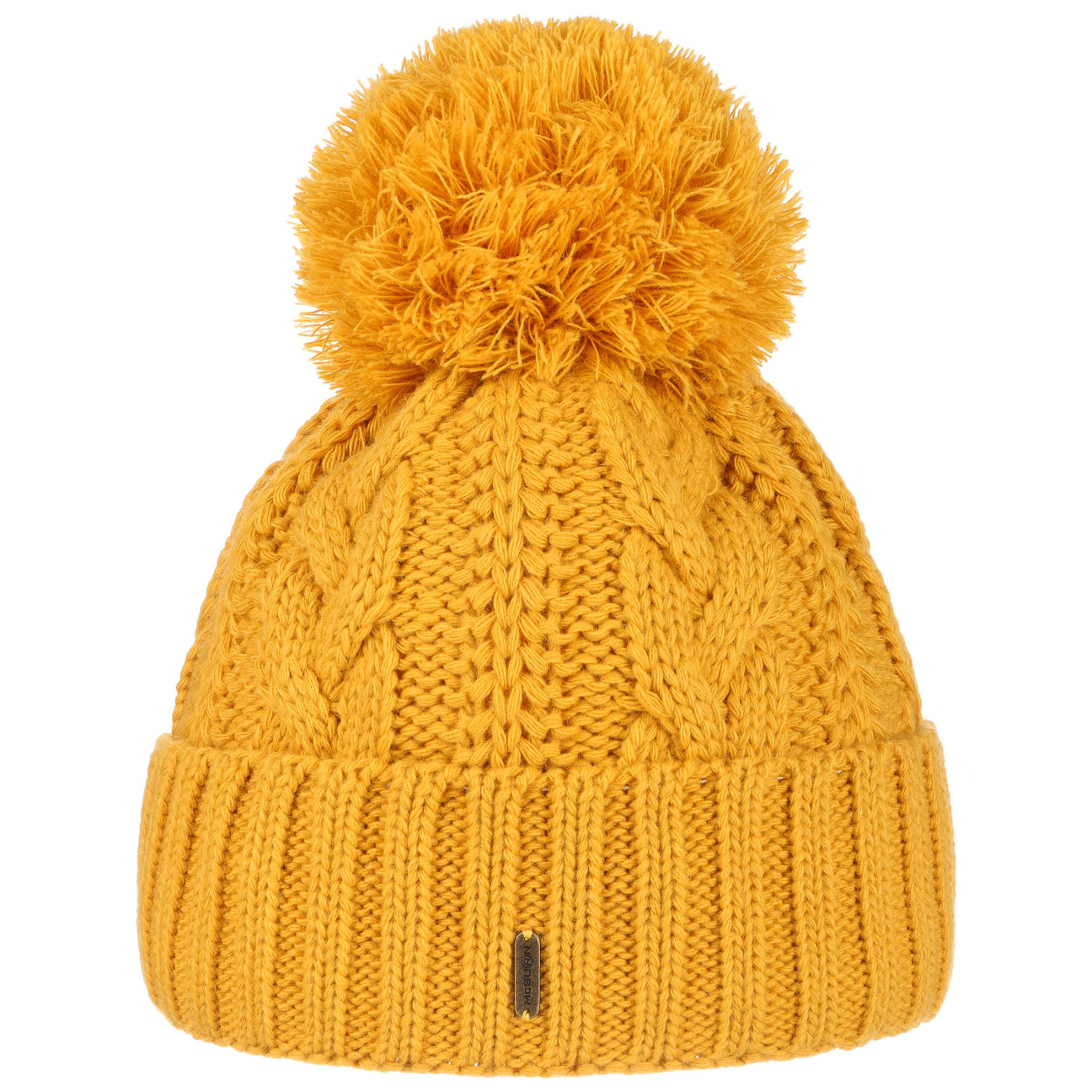 cbf43eb96ef ... Giant Bobble Hat by McBURN - yellow 1 ...