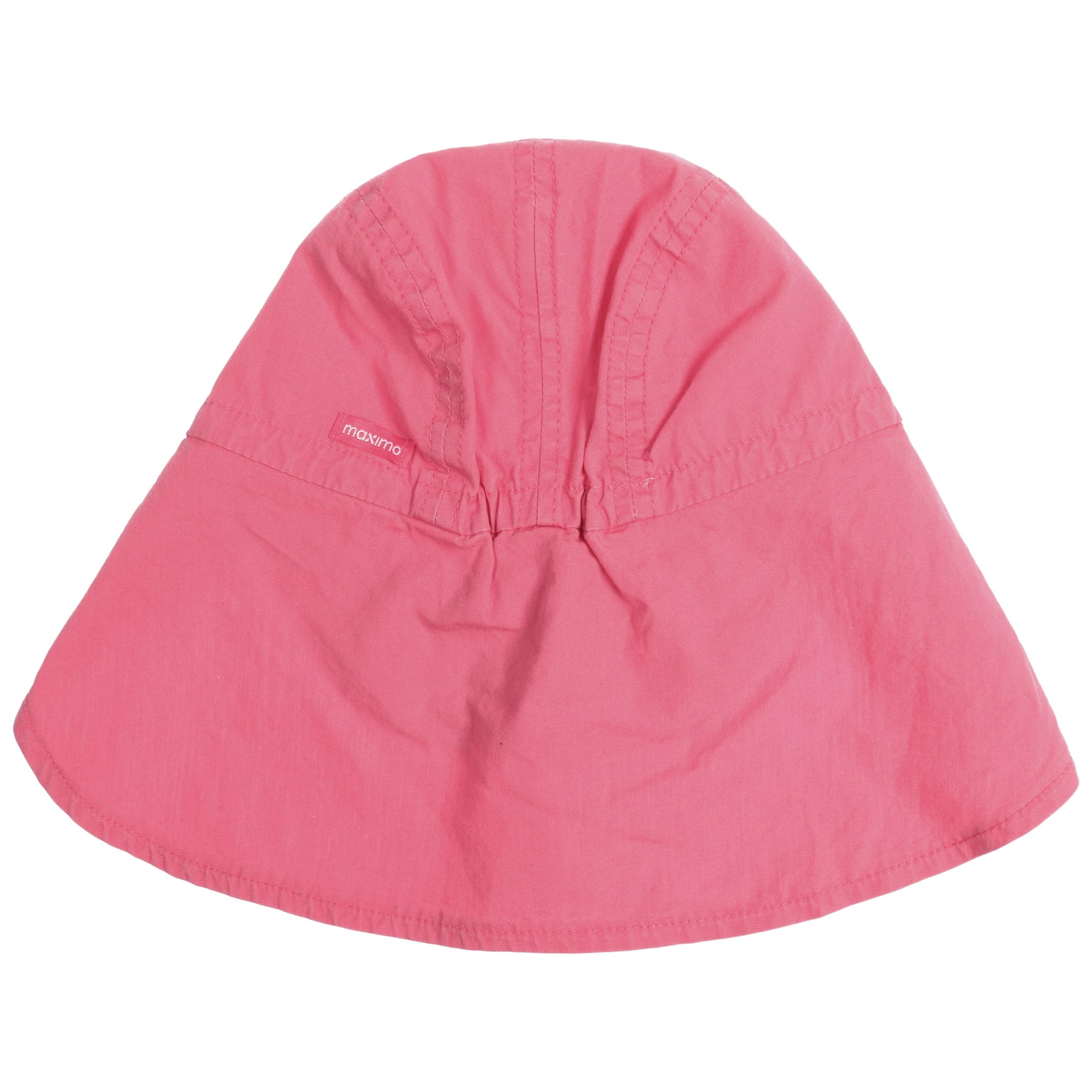 6604d77afa5 ... Girls Washed Neck Protection Cap by maximo - rose 2 ...