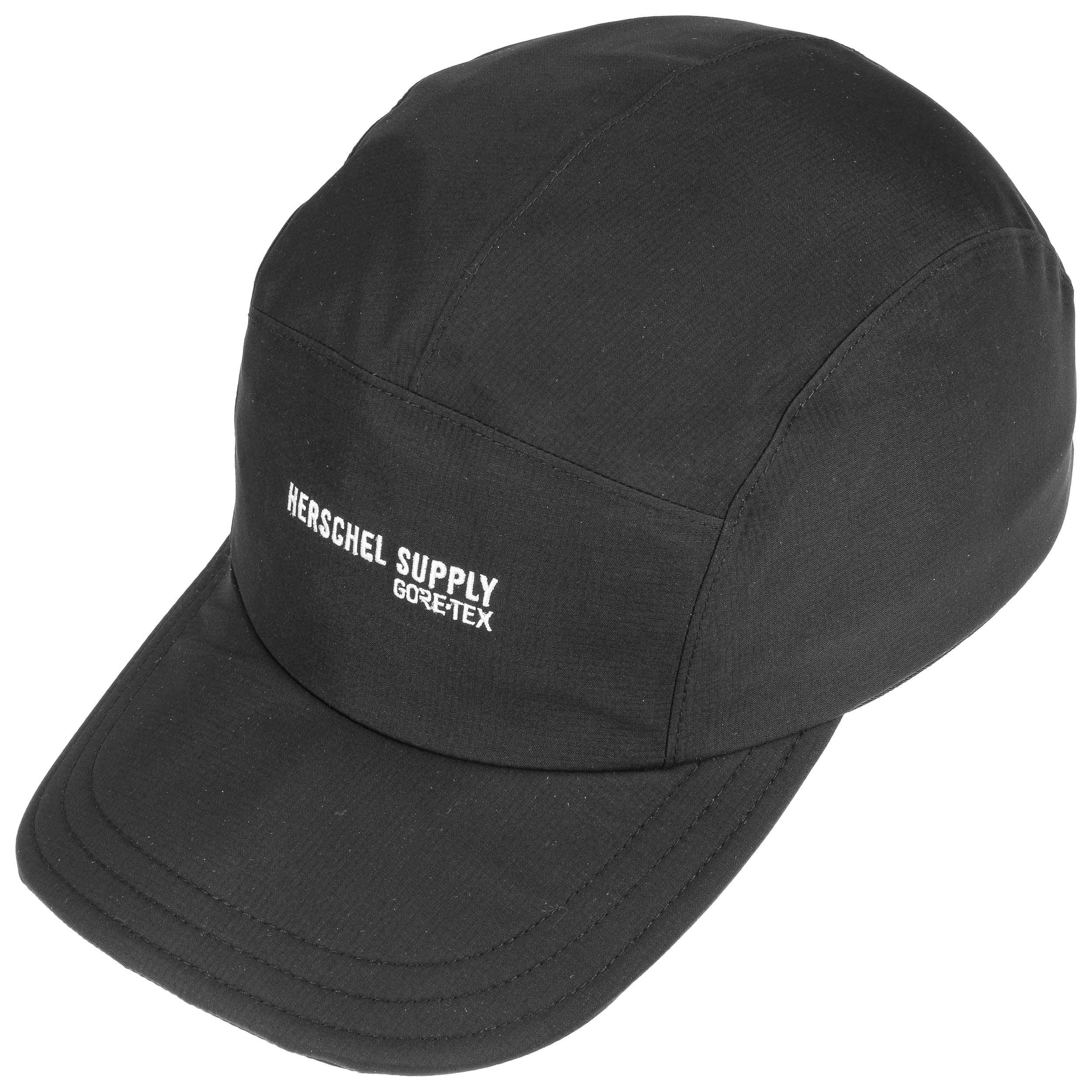 Glendale Gore-Tex Cap by Herschel - black 1 ... 392dbdb8b836