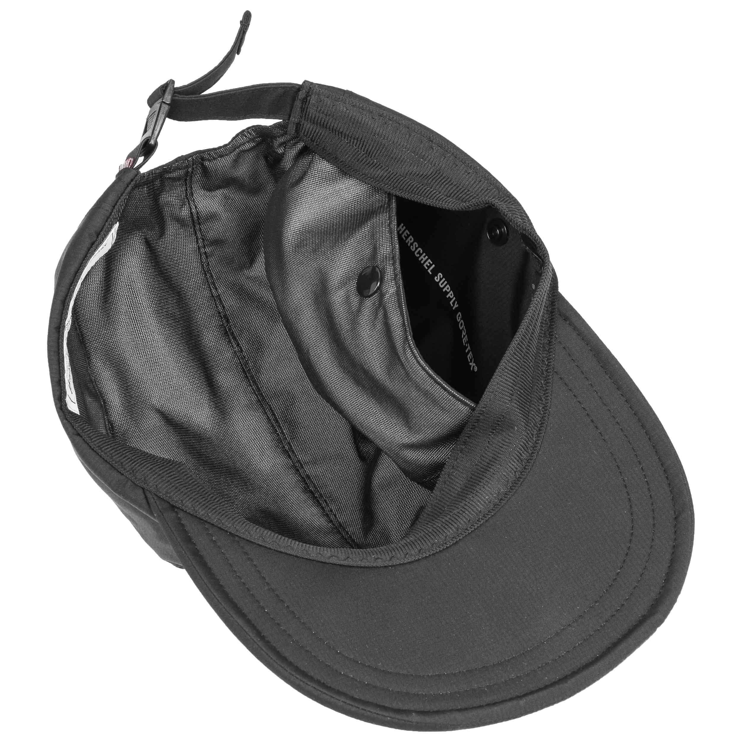 ... Glendale Gore-Tex Cap by Herschel - black 5 ... 4c55cc35856b