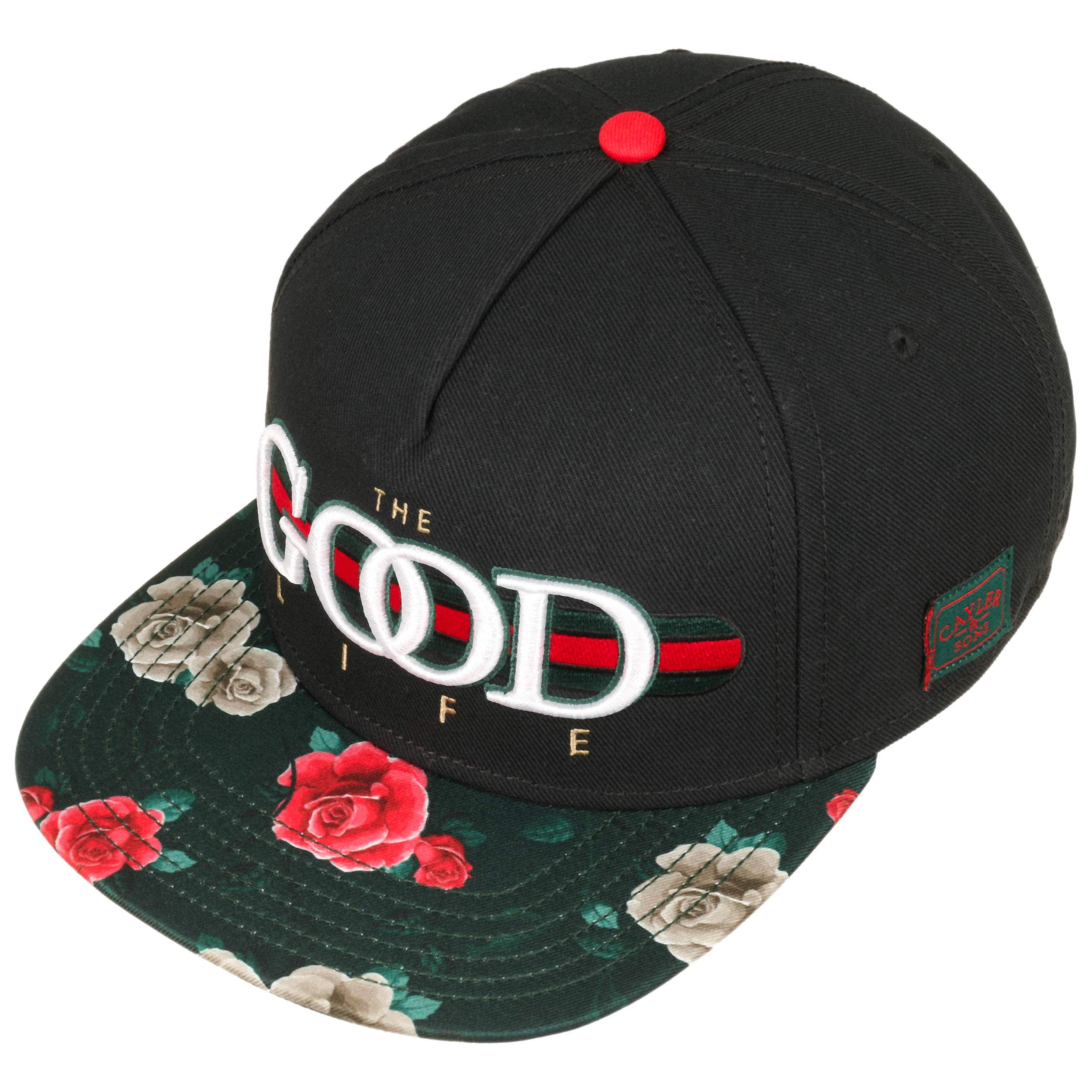 ... Good Life Snapback Cap by Cayler   Sons 2 ... 095eb1d8becf