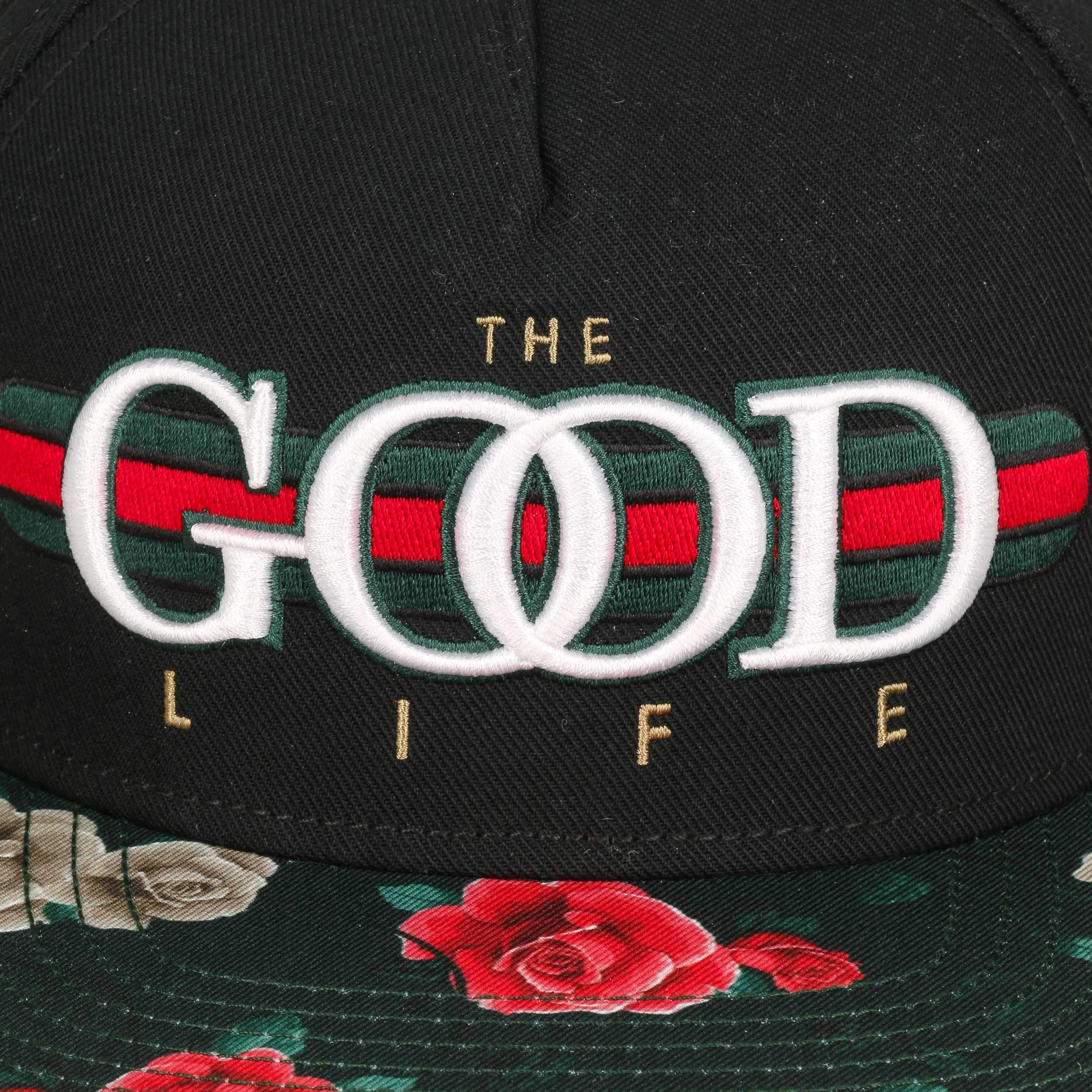 ... Good Life Snapback Cap by Cayler   Sons - black 4 ... 6d8203e401b5