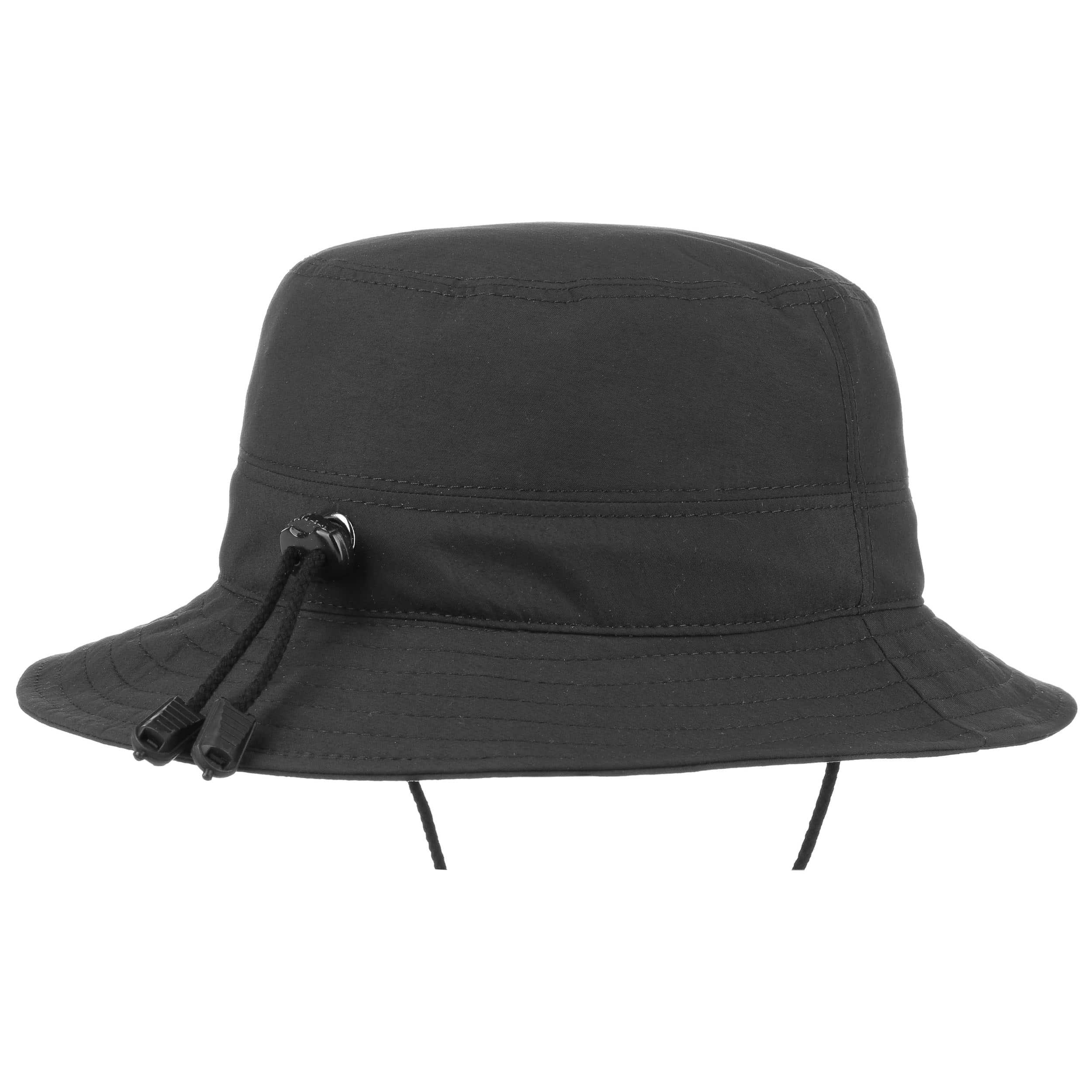 84bf7ac62c61b ... Gore-Tex Bucket Rain Hat by Lierys - black 3 ...