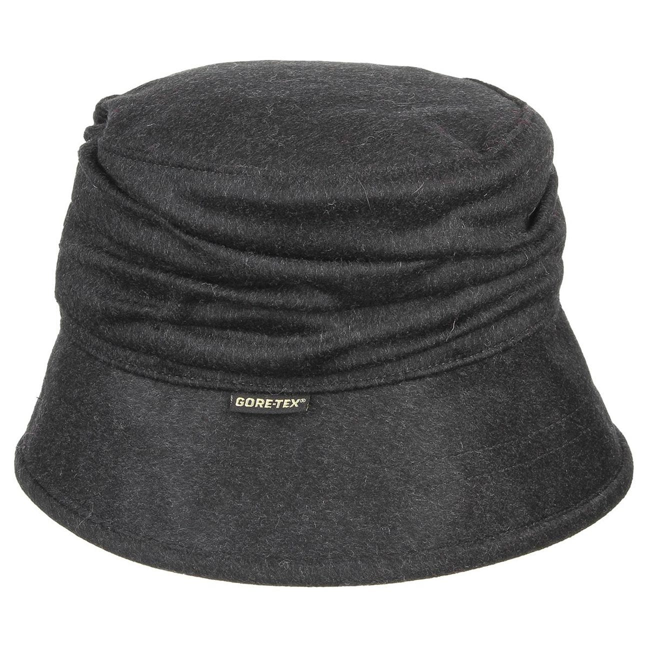 7086ce38934 ... Gore-Tex Cloche for Women by Seeberger 2 ...