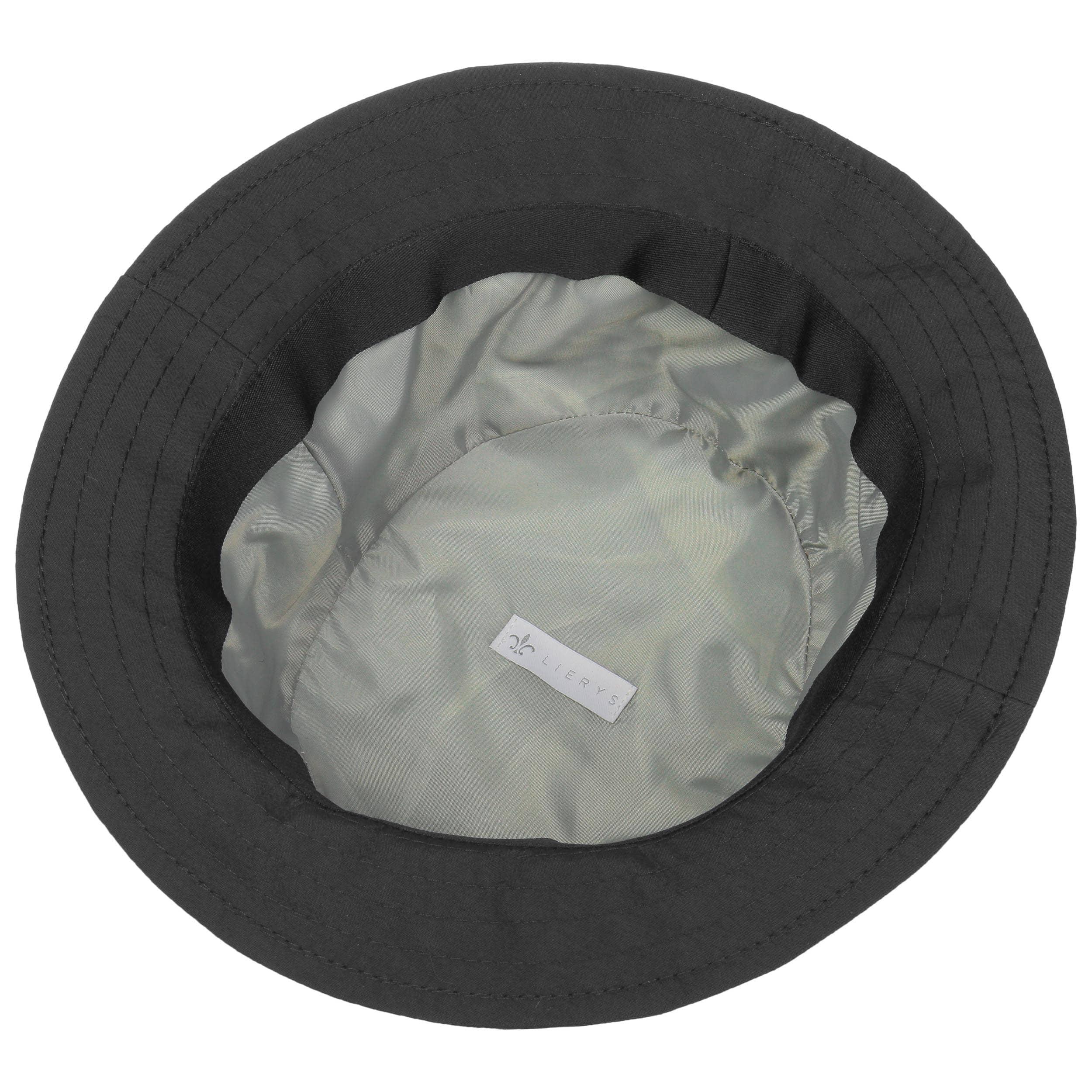 de71fbb691784 ... Gore-Tex Light Rain Hat by Lierys - black 1 ...