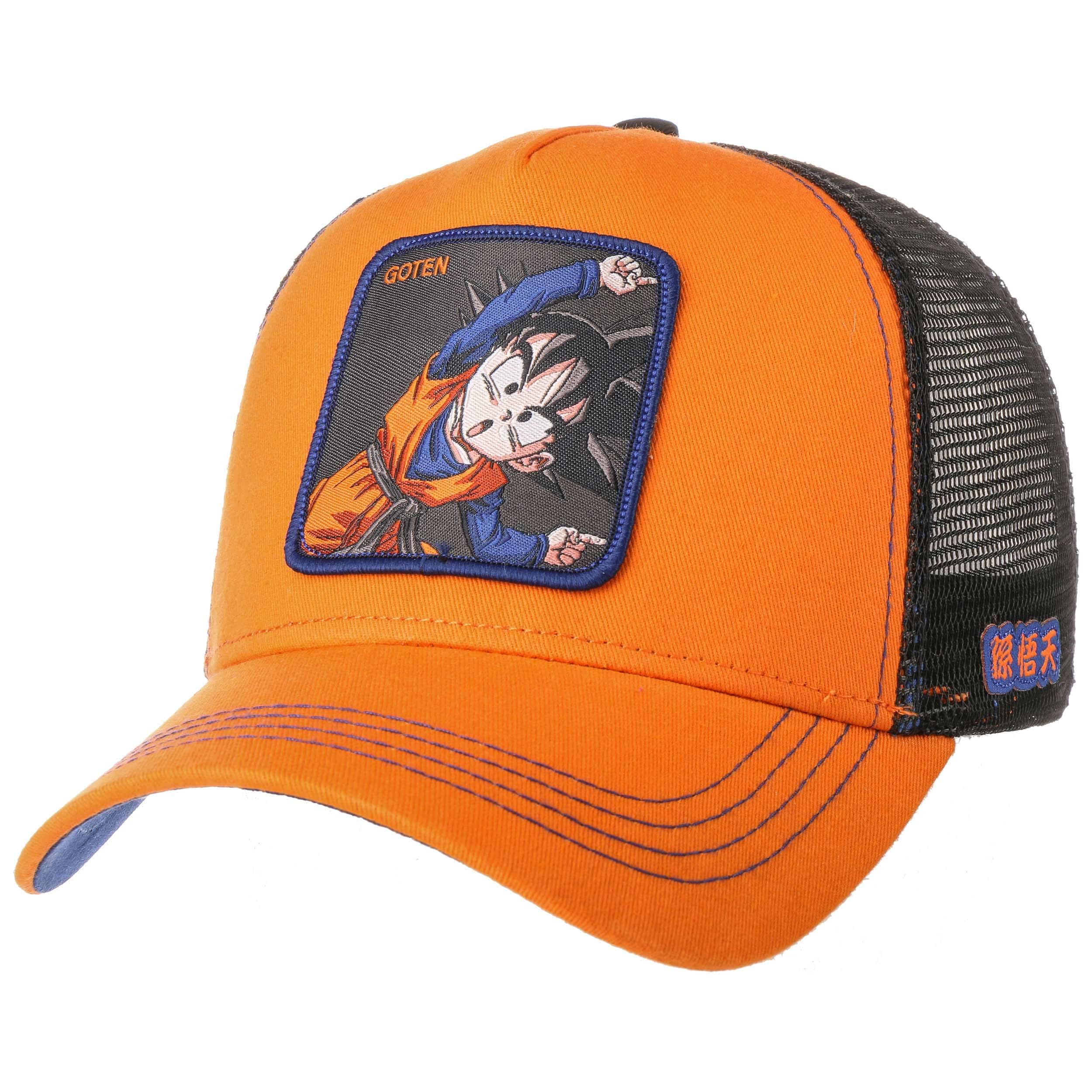 fotos nuevas descuento en venta los mejores precios Goten Dragon Ball Trucker Cap by Capslab