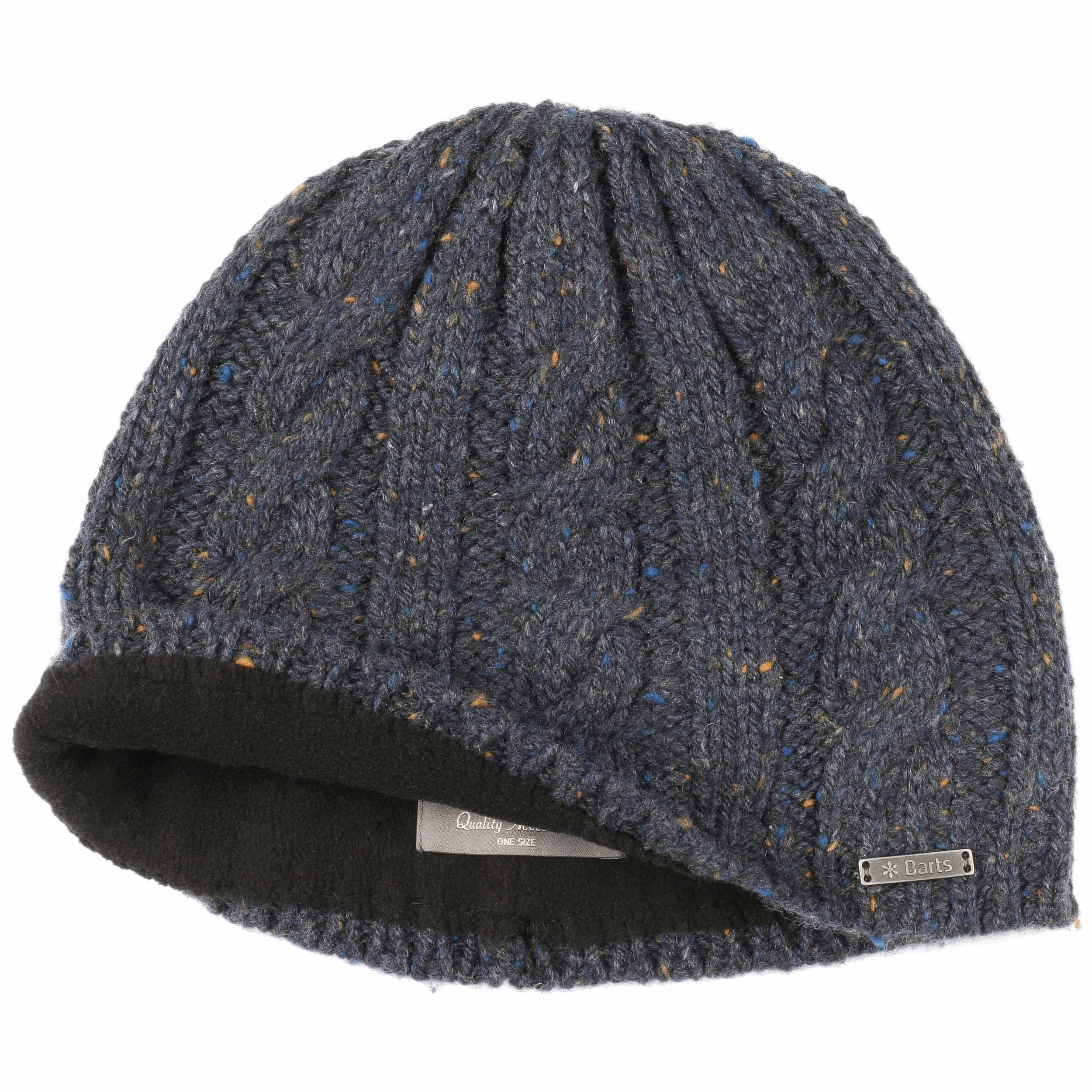 ... Gus Men´s Cable Knit Hat by Barts - blue 1 ... 1dab4e00059d