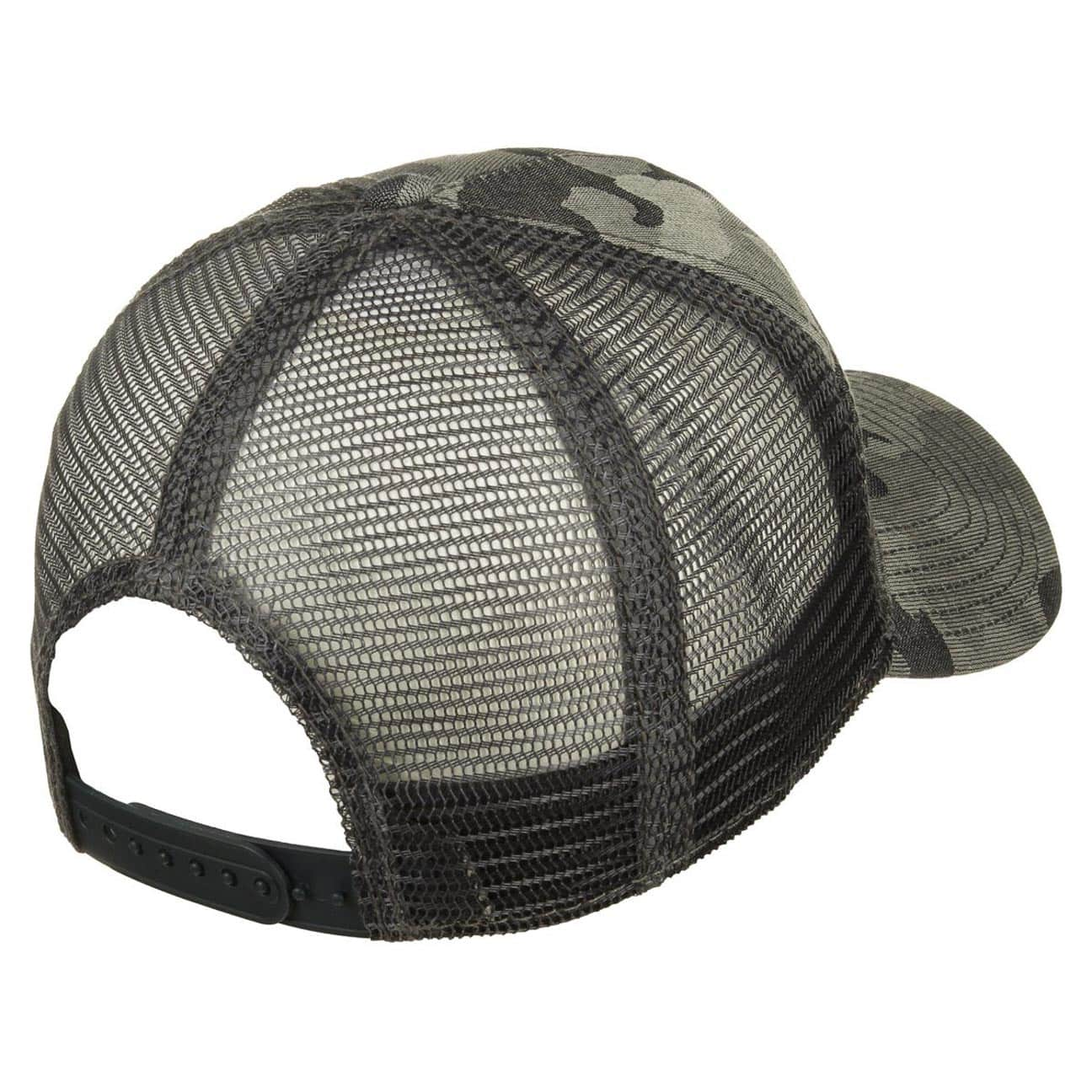 hft canvas camo trucker cap by djinns gbp 19 95 hats. Black Bedroom Furniture Sets. Home Design Ideas