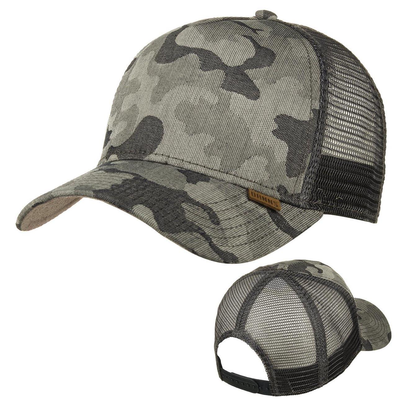 hft canvas camo trucker cap by djinns eur 21 99 hats. Black Bedroom Furniture Sets. Home Design Ideas