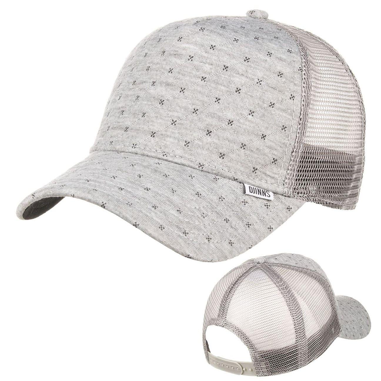 hft padded jersey trucker cap by djinns eur 21 99. Black Bedroom Furniture Sets. Home Design Ideas