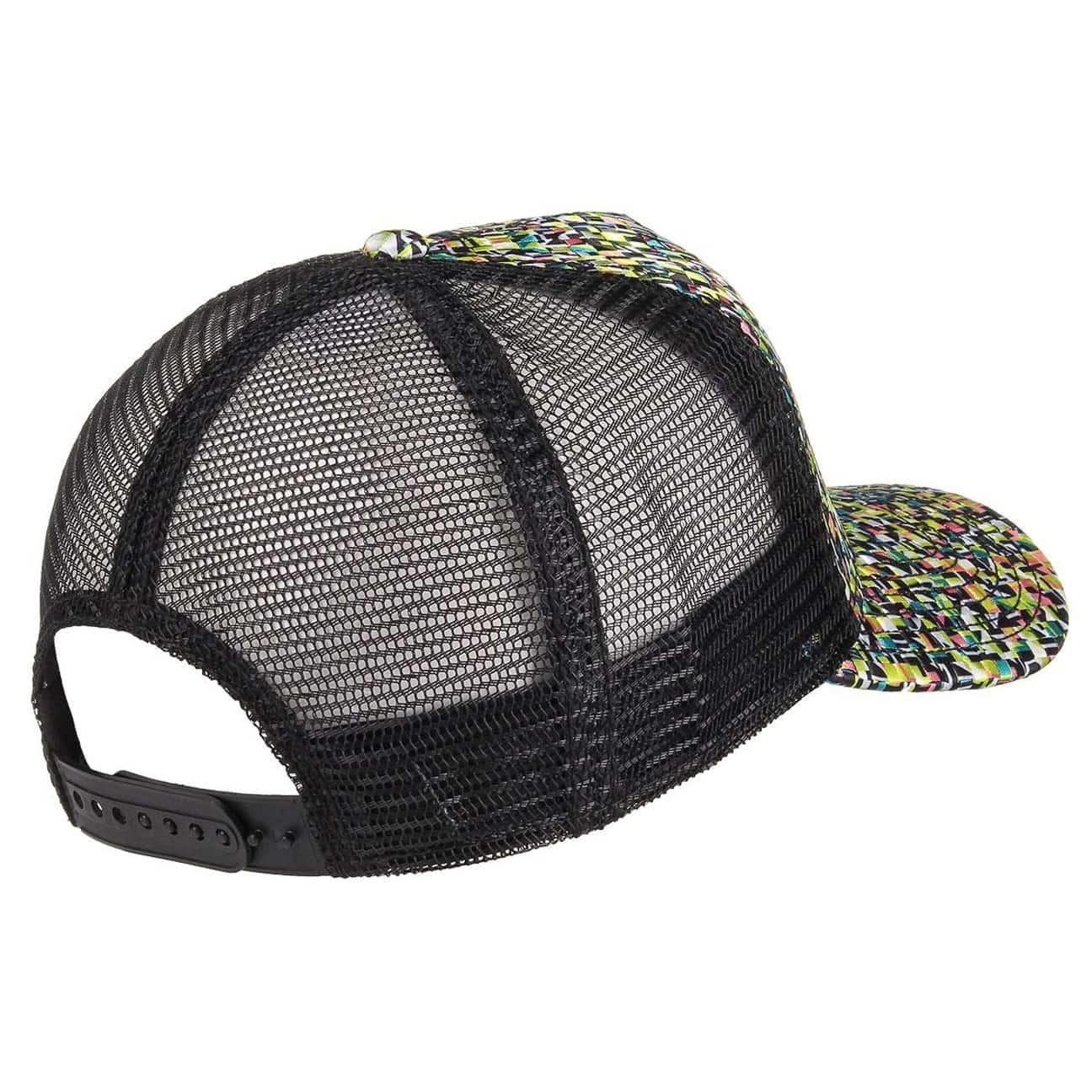 hft shifted trucker cap by djinns gbp 18 95 hats. Black Bedroom Furniture Sets. Home Design Ideas