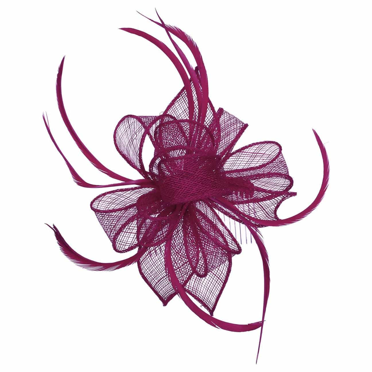 Hair decoration with comb by lierys gbp 36 95 hats for Accessoire decoration