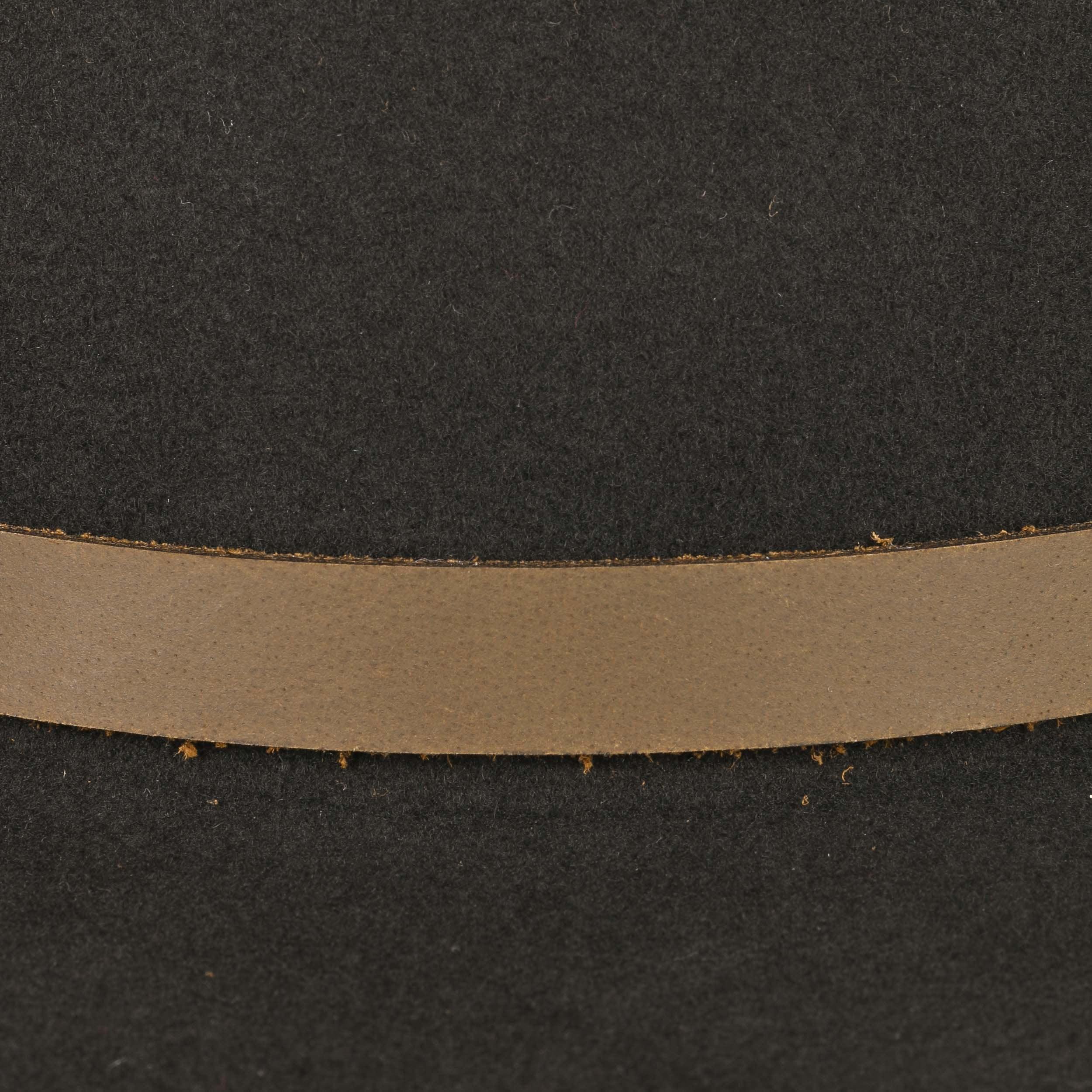 ... Hamlin VitaFelt Traveller Hat by Stetson - brown 4 ... b13455a5485