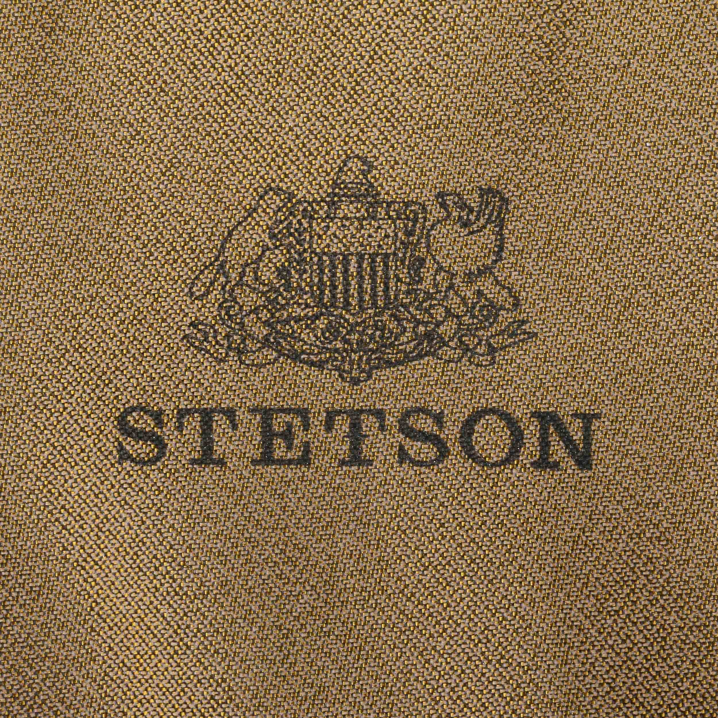 ... Harris Tweed Check Flat Cap by Stetson - blue 5 ... 3d0f52d7e200