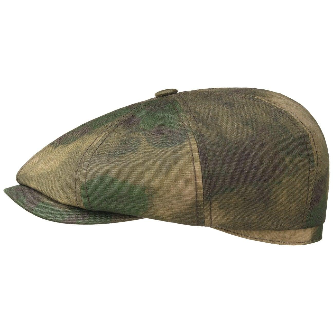 Hatteras Camouflage Flatcap By Stetson 79 00