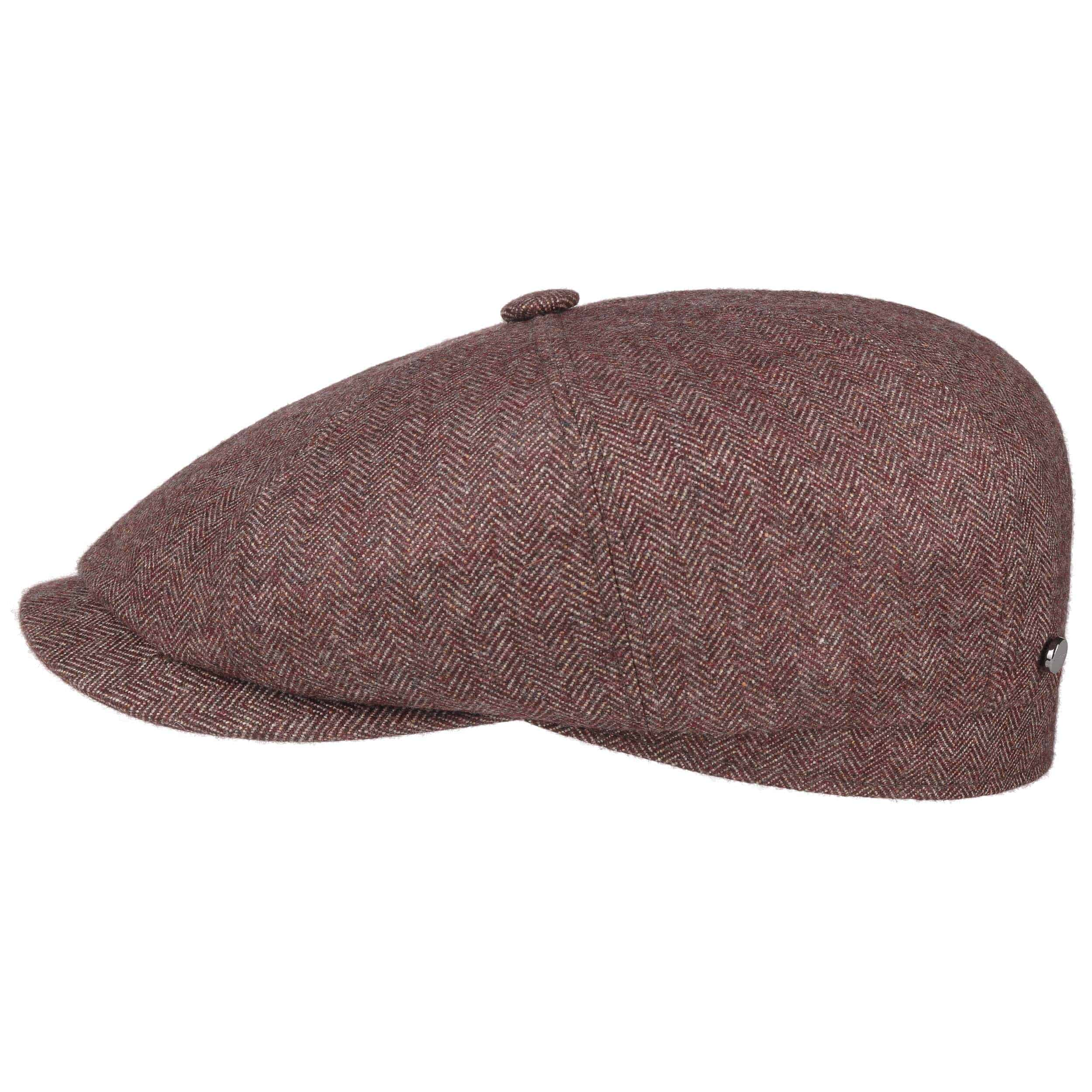 Hatteras Cashmere Silk Flat Cap. by Stetson fda083d99e8c