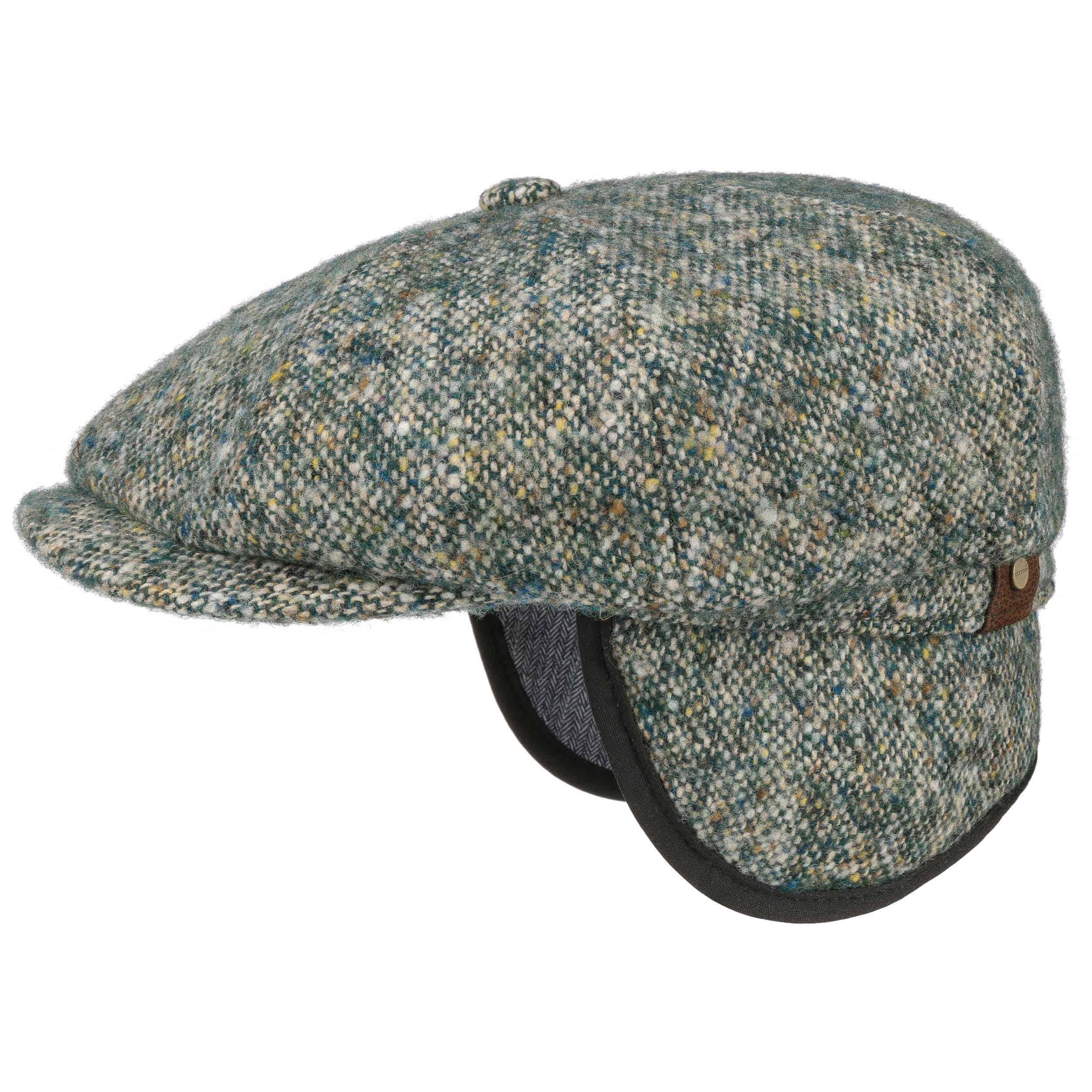19464cd29bb09 Hatteras Donegal Earflaps Cap by Stetson