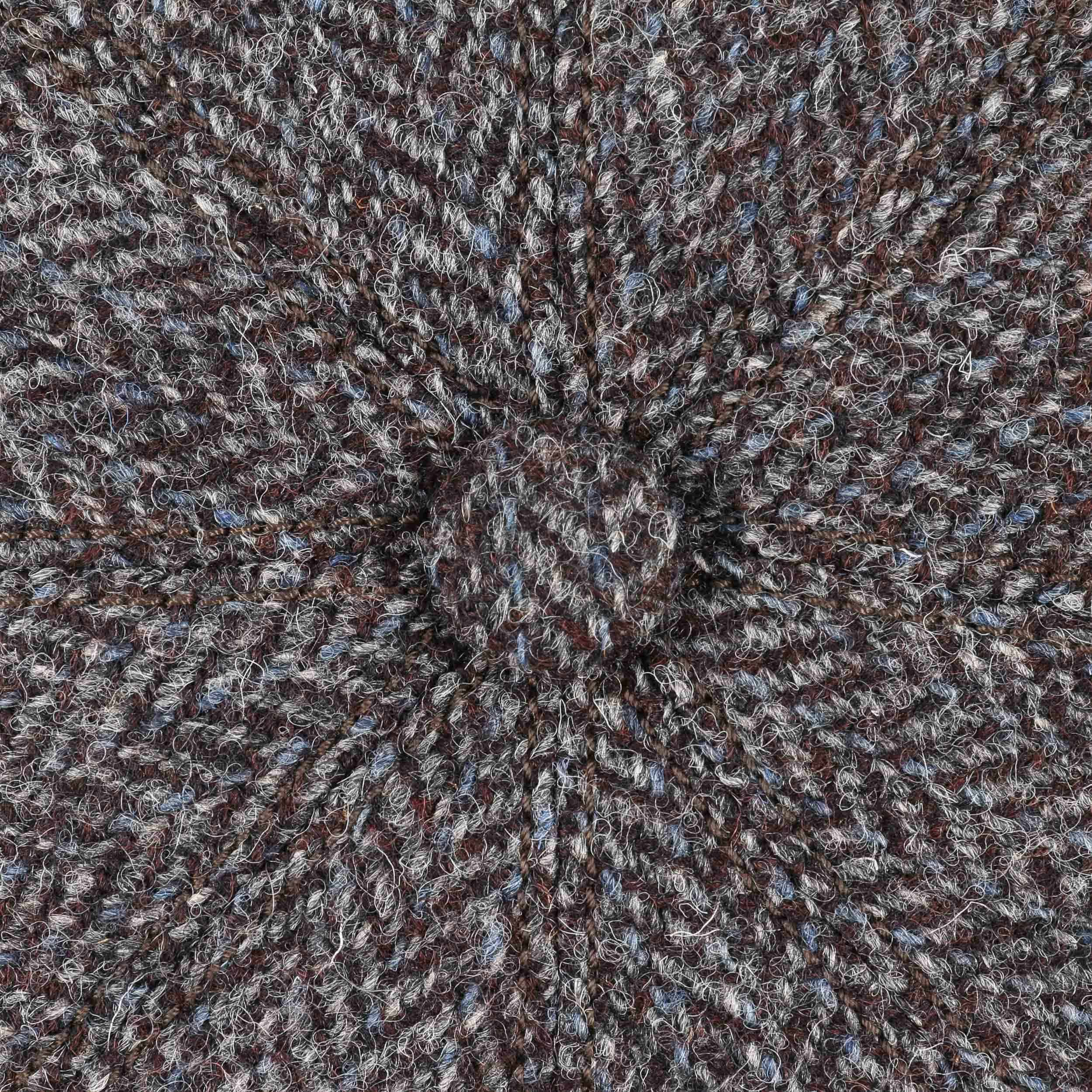 17a301f3f Hatteras Harris Tweed Newsy Cap by Stetson