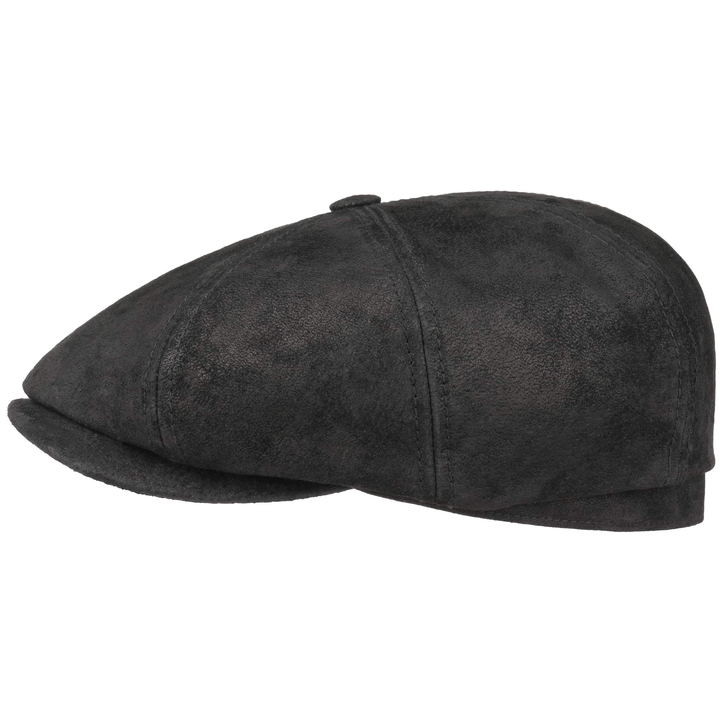 ae42c1a0 Hatteras Pigskin Leather Cap by Stetson - 99,00 €