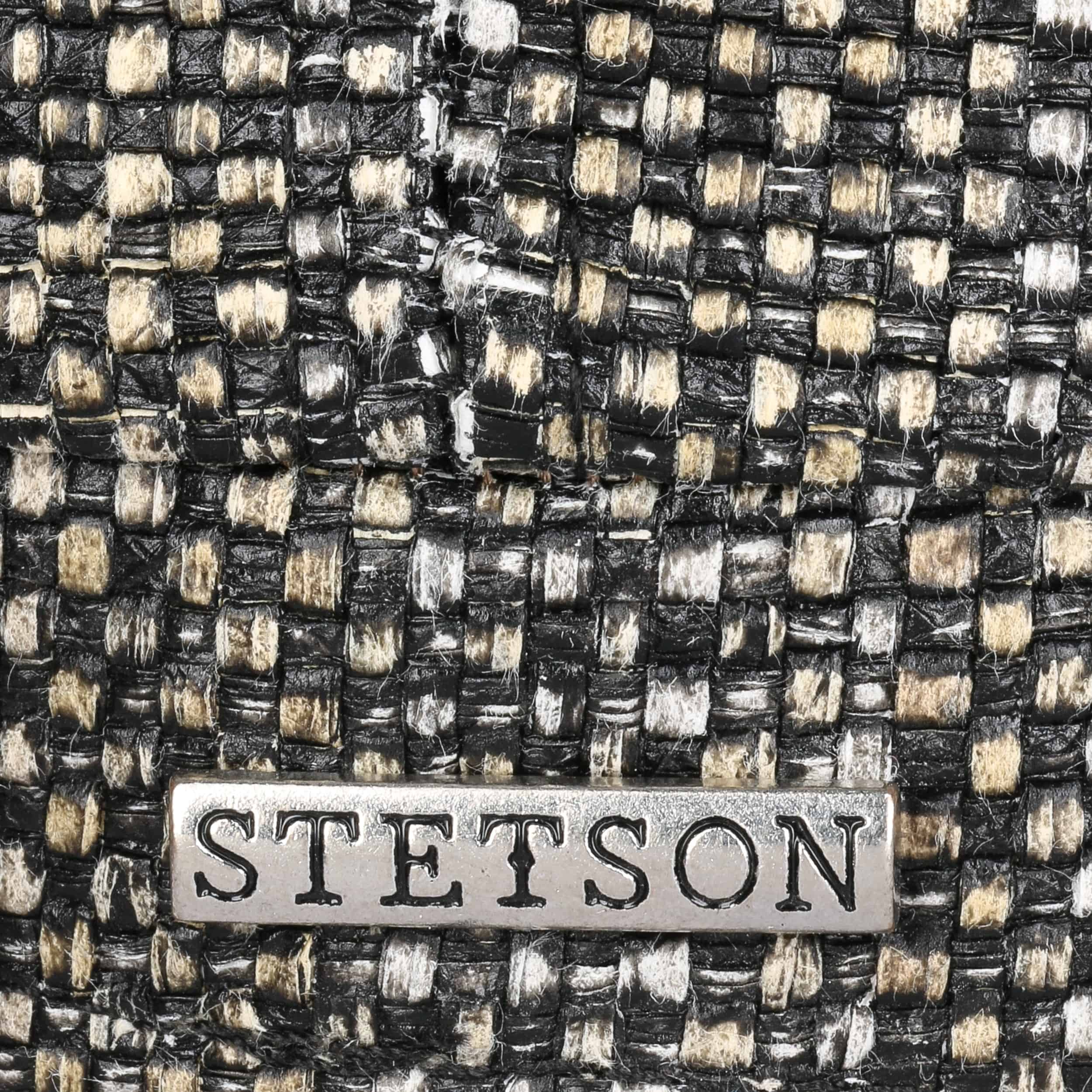 100% genuine detailed images performance sportswear Hatteras Toyo Classic Flat Cap by Stetson