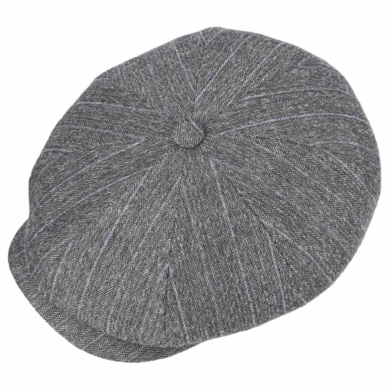 b72a1f9f4 Hatteras Virgin Wool Cap by Stetson