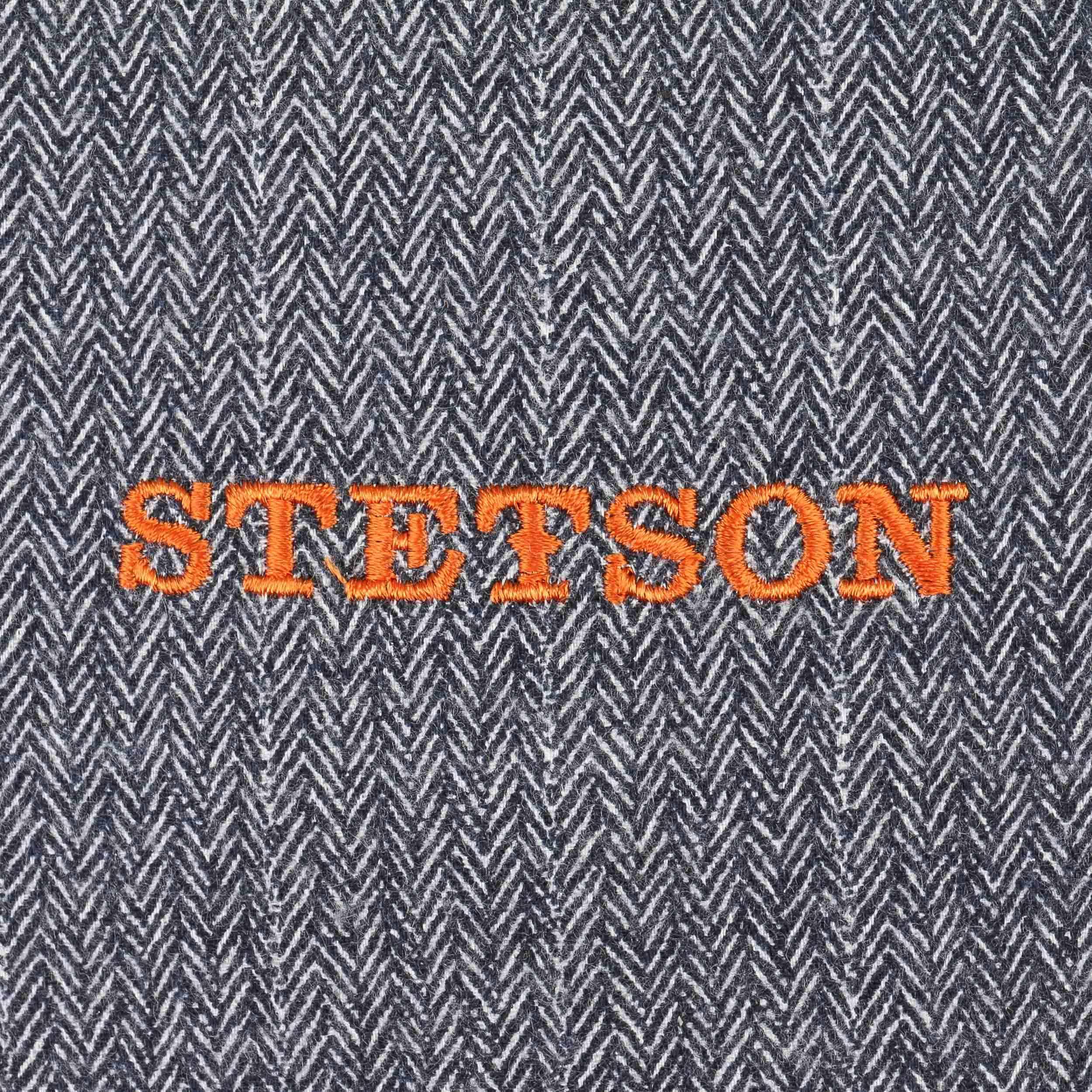 ... Hatteras Virgin Wool Silk Cap by Stetson - brown 5 ... dd2ad5ecc1a2