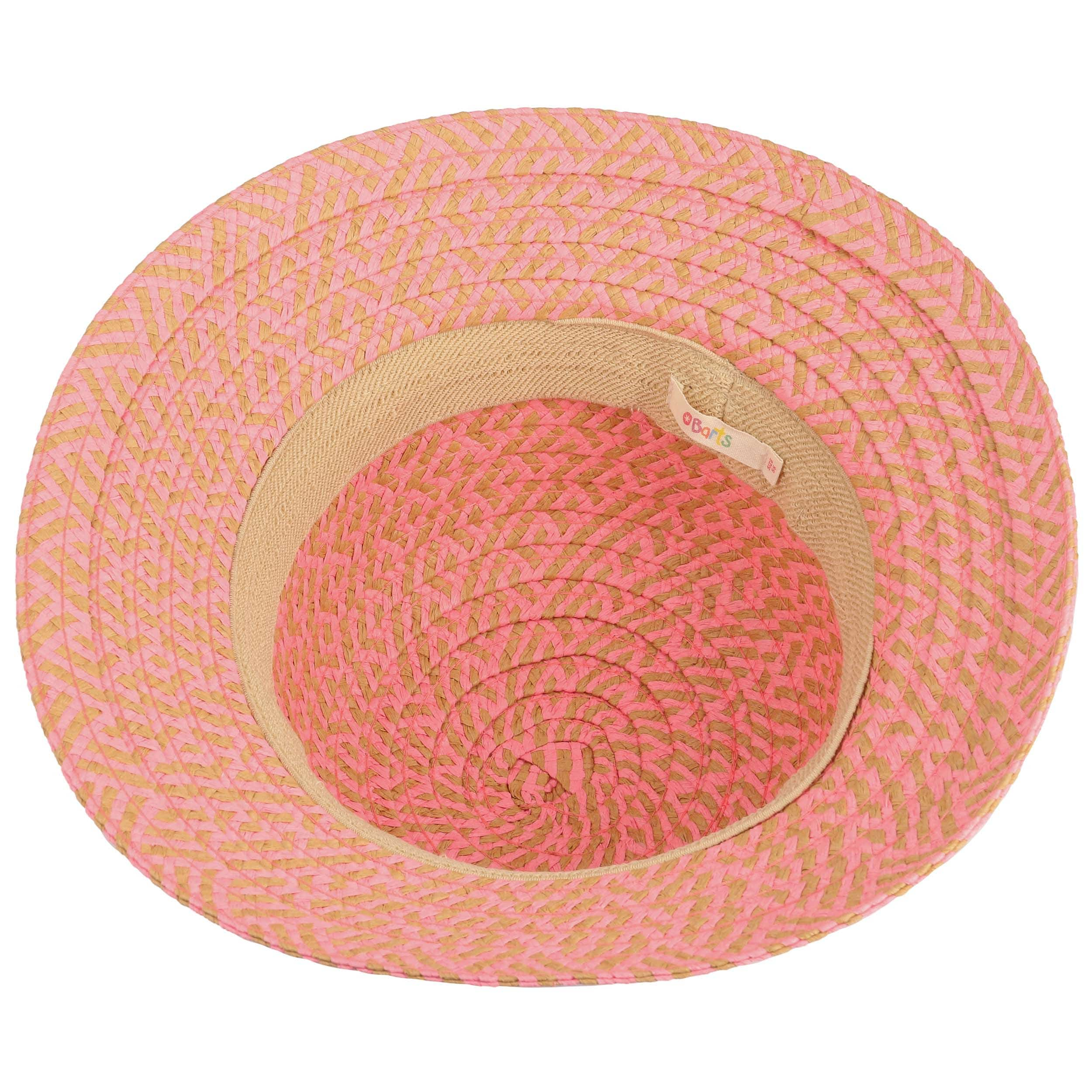 42a057f365c ... Havana Girls Summer Hat by Barts - rose 2 ...