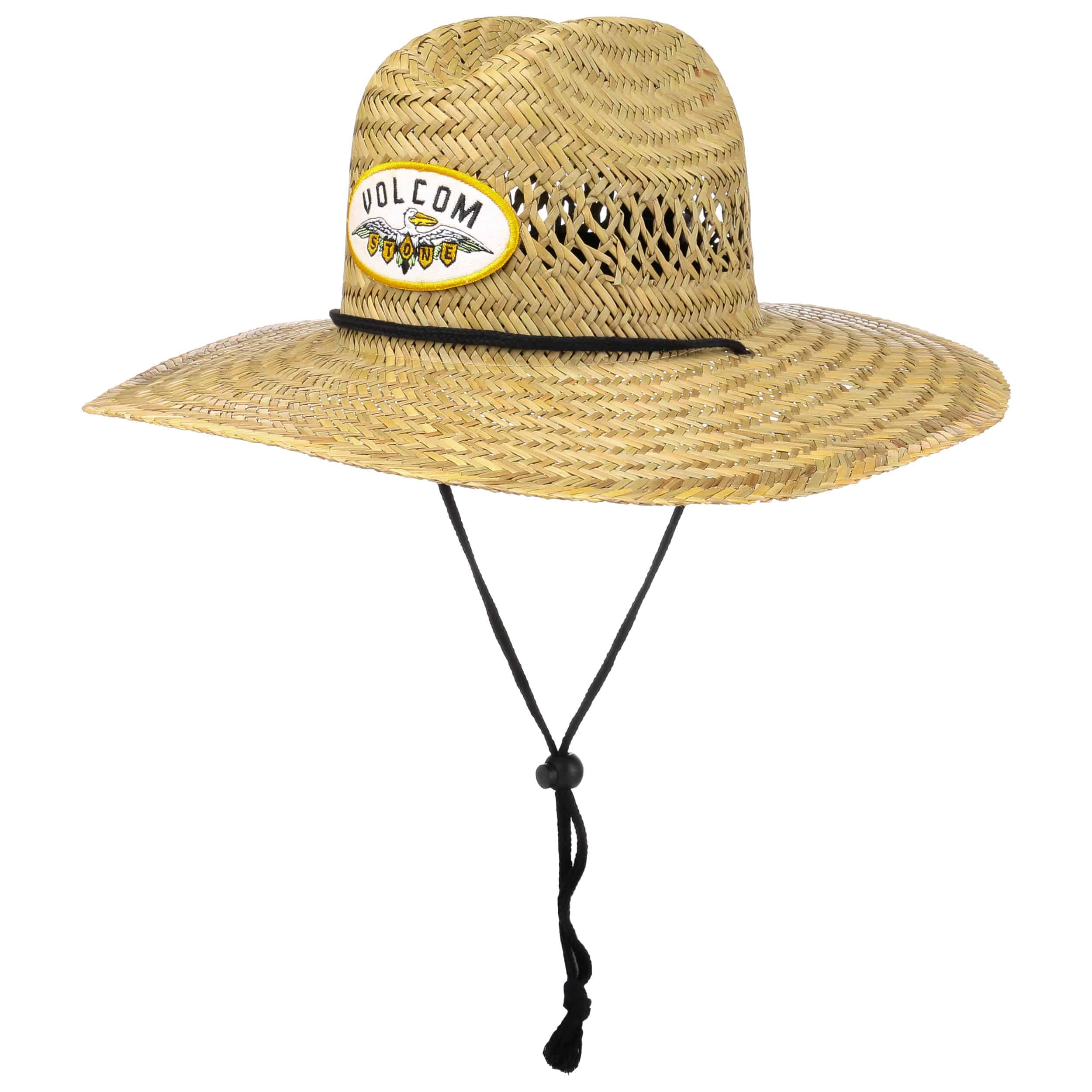 08db8e8a9e6 ... Hellican Straw Hat by Volcom - nature 5