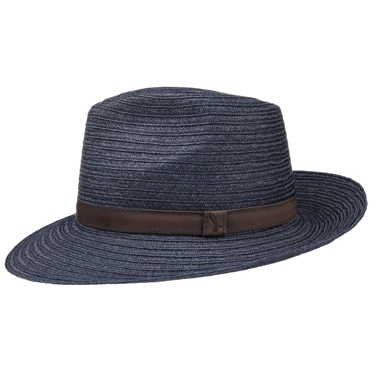 Hemp Summer Hat with Leather Band by Doria, GBP 126,95 ...